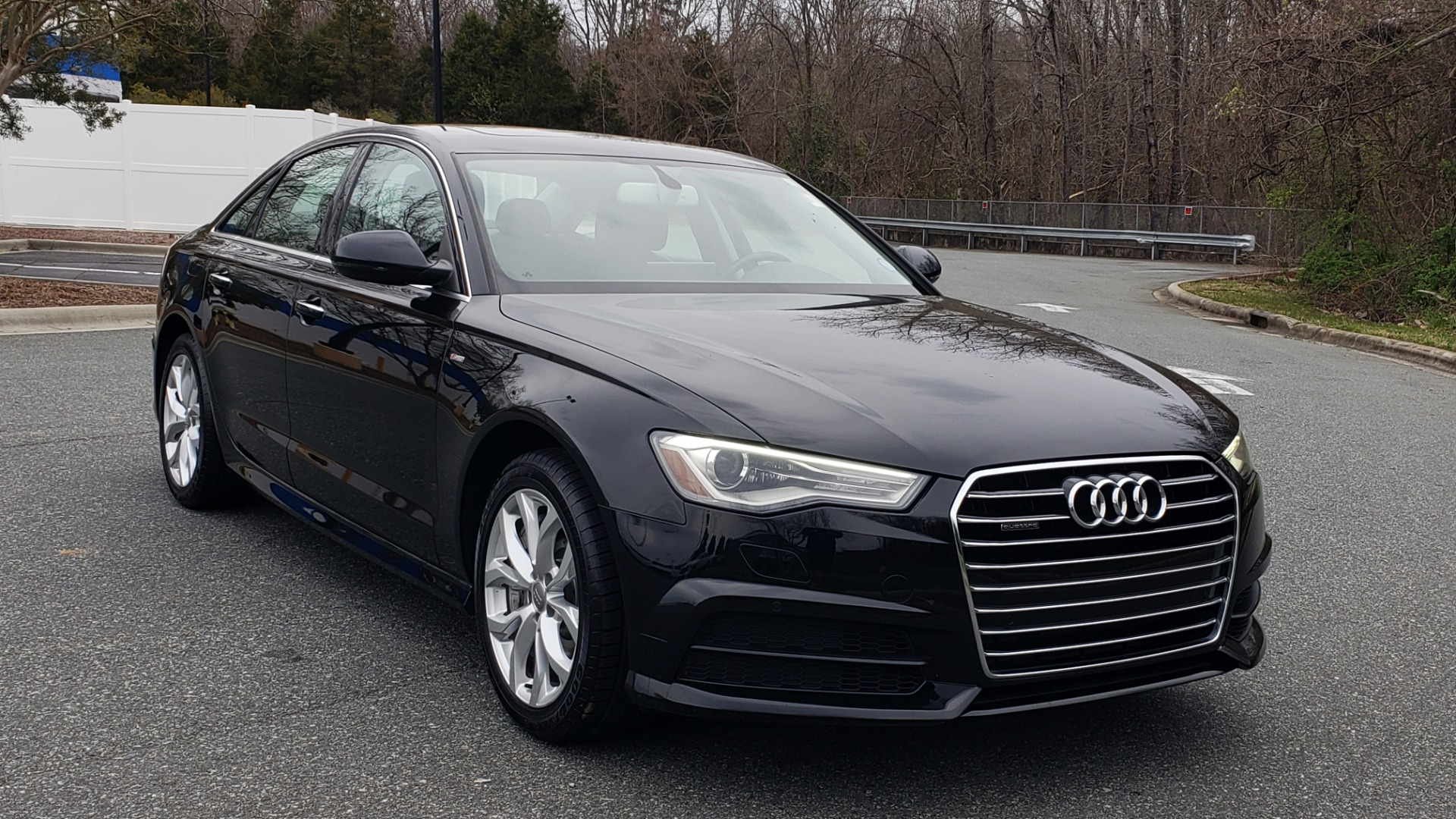 Used 2017 Audi A6 PREMIUM PLUS / NAV / SUNROOF / BOSE / CLD WTHR for sale Sold at Formula Imports in Charlotte NC 28227 4