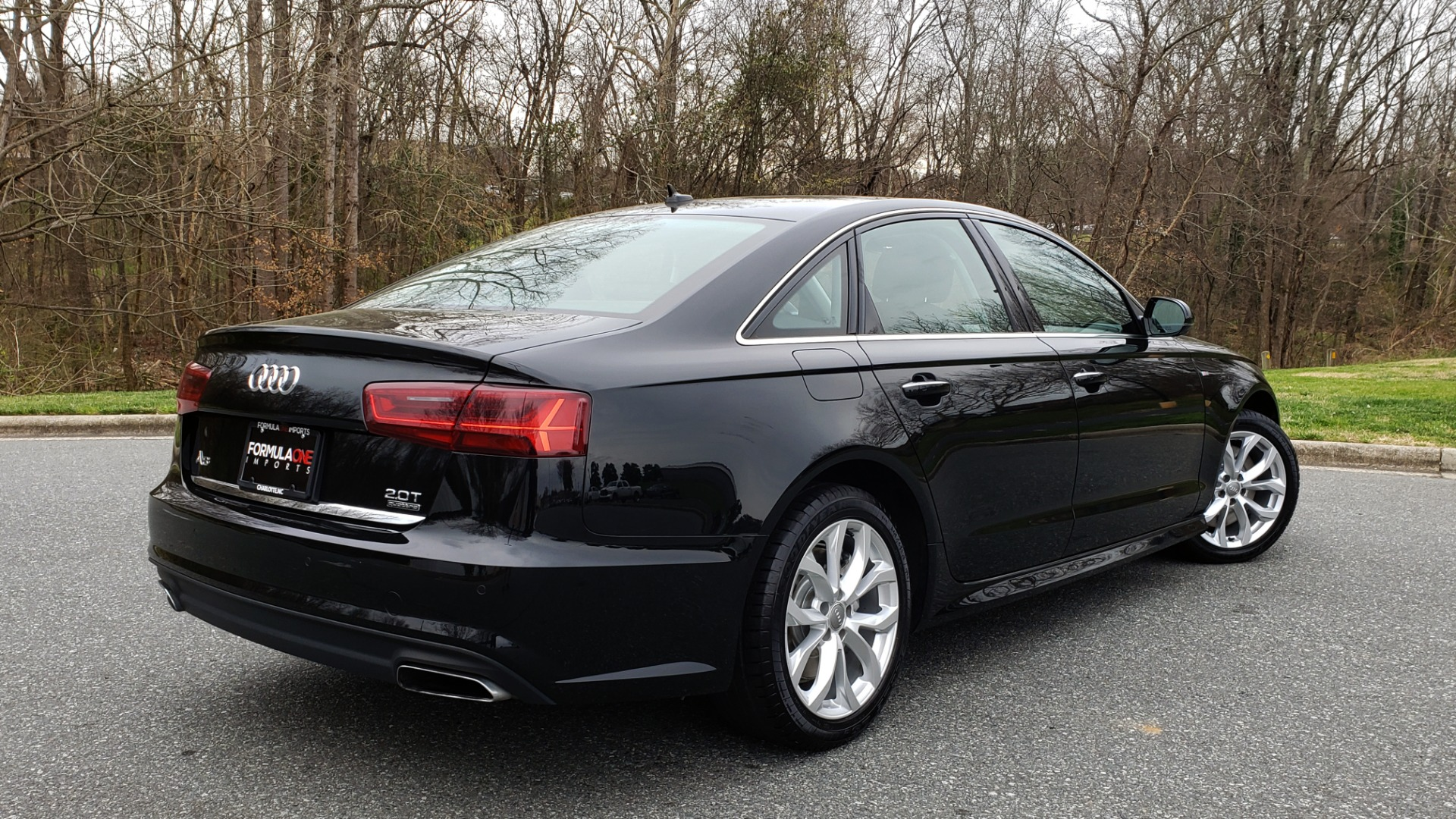 Used 2017 Audi A6 PREMIUM PLUS / NAV / SUNROOF / BOSE / CLD WTHR for sale Sold at Formula Imports in Charlotte NC 28227 6