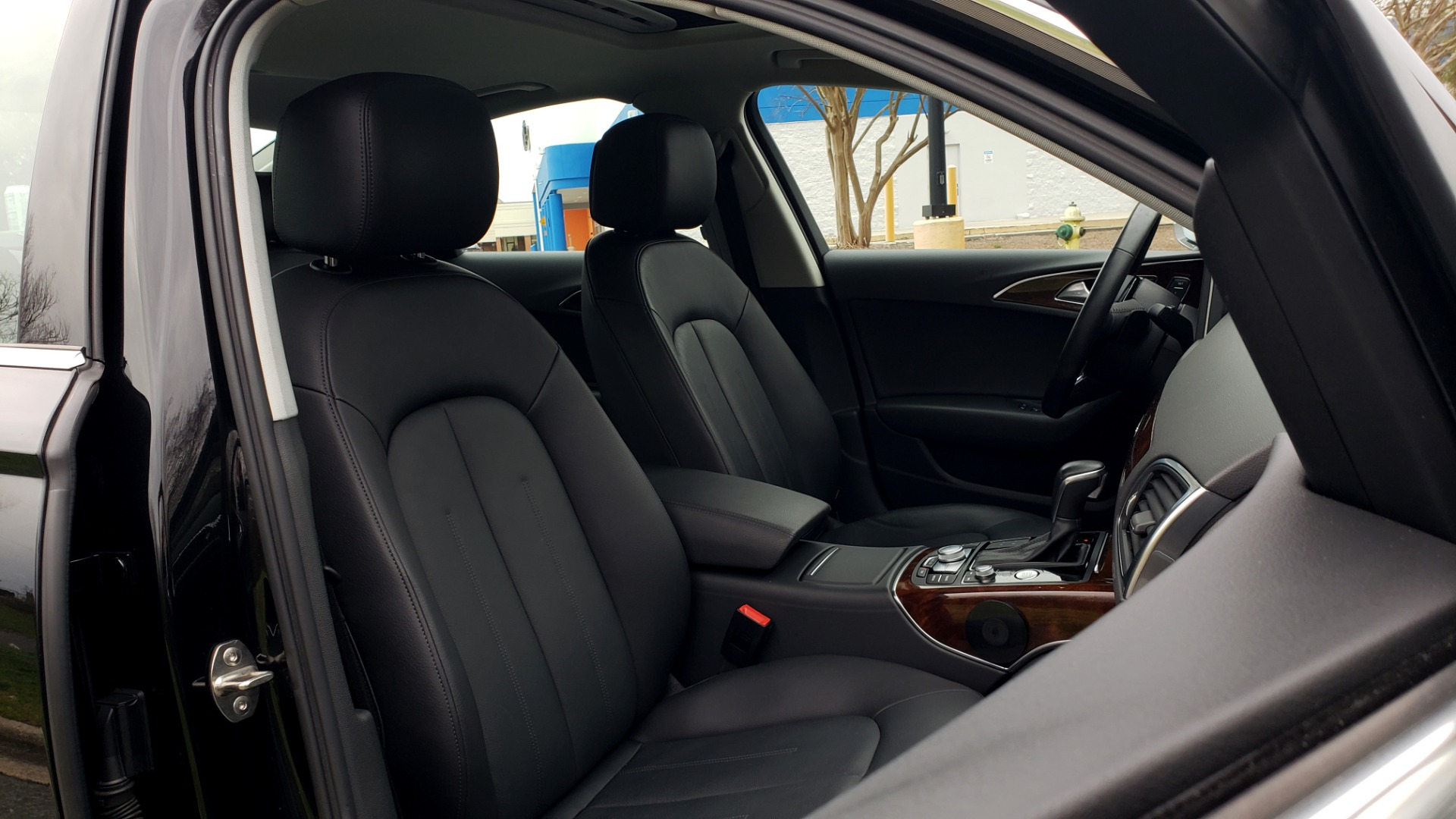 Used 2017 Audi A6 PREMIUM PLUS / NAV / SUNROOF / BOSE / CLD WTHR for sale Sold at Formula Imports in Charlotte NC 28227 65