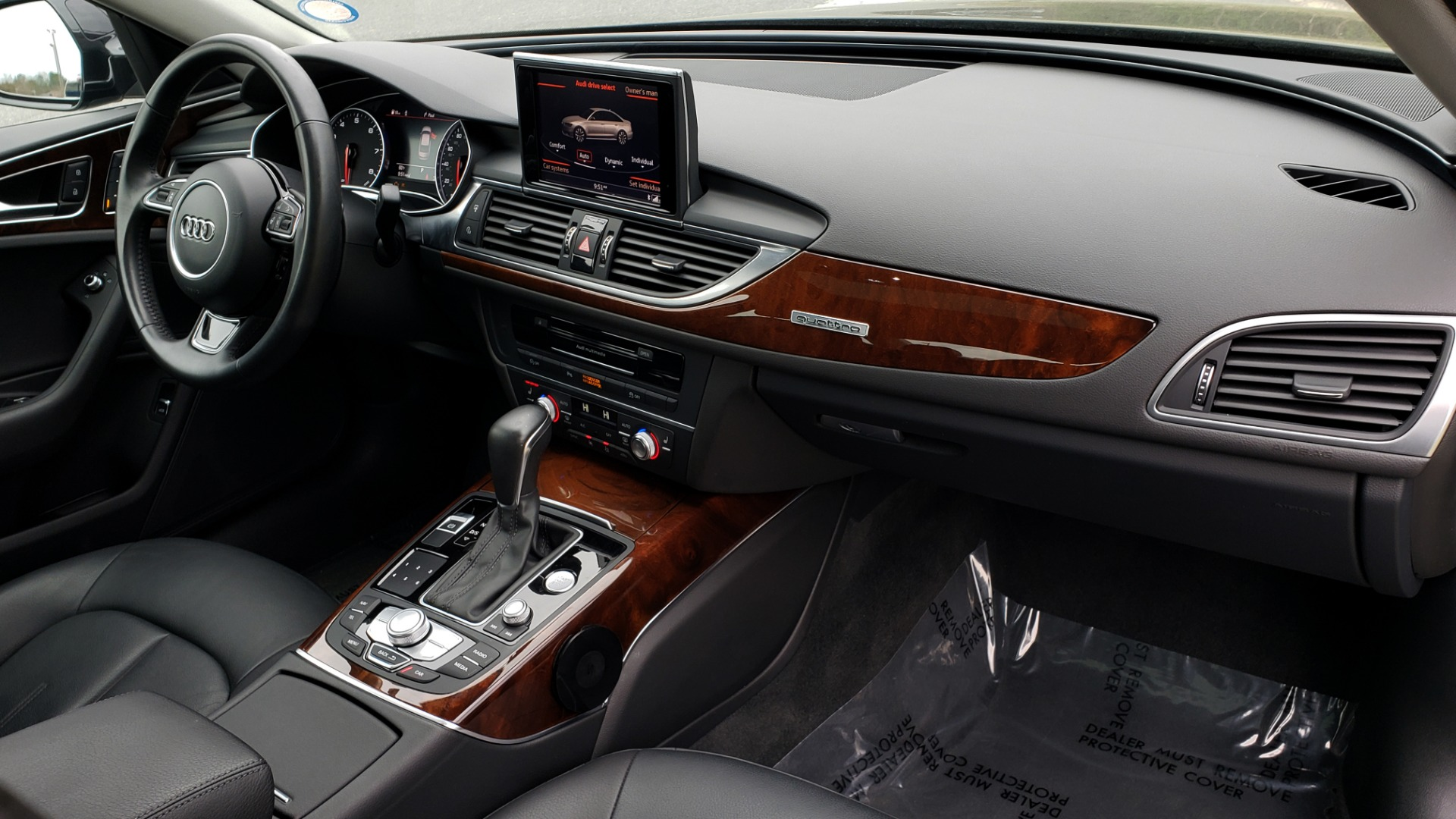 Used 2017 Audi A6 PREMIUM PLUS / NAV / SUNROOF / BOSE / CLD WTHR for sale Sold at Formula Imports in Charlotte NC 28227 66