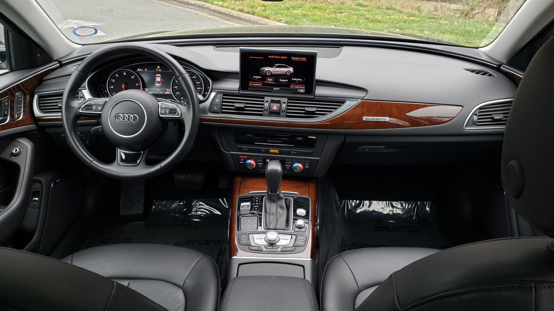 Used 2017 Audi A6 PREMIUM PLUS / NAV / SUNROOF / BOSE / CLD WTHR for sale Sold at Formula Imports in Charlotte NC 28227 78