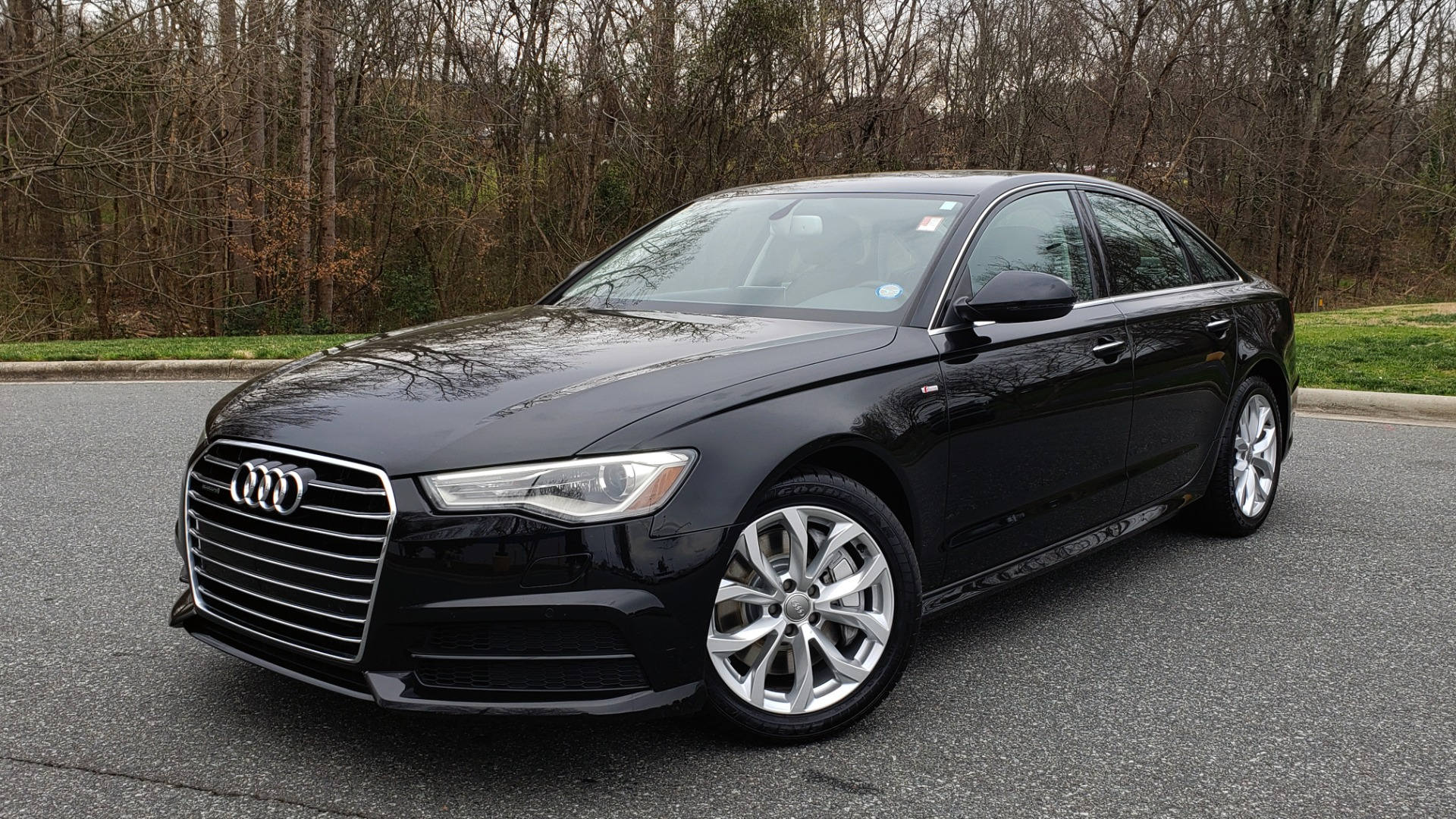 Used 2017 Audi A6 PREMIUM PLUS / NAV / SUNROOF / BOSE / CLD WTHR for sale Sold at Formula Imports in Charlotte NC 28227 1