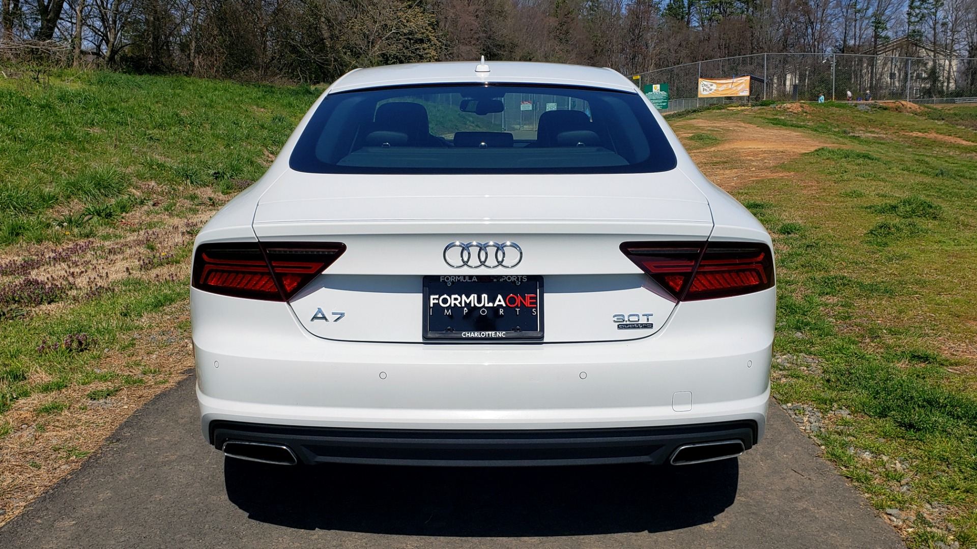 Used 2016 Audi A7 3.0 PRESTIGE 3.0T / NAV / SNRF / HUD / CLD WTHR / BOSE / REARVIEW for sale Sold at Formula Imports in Charlotte NC 28227 26