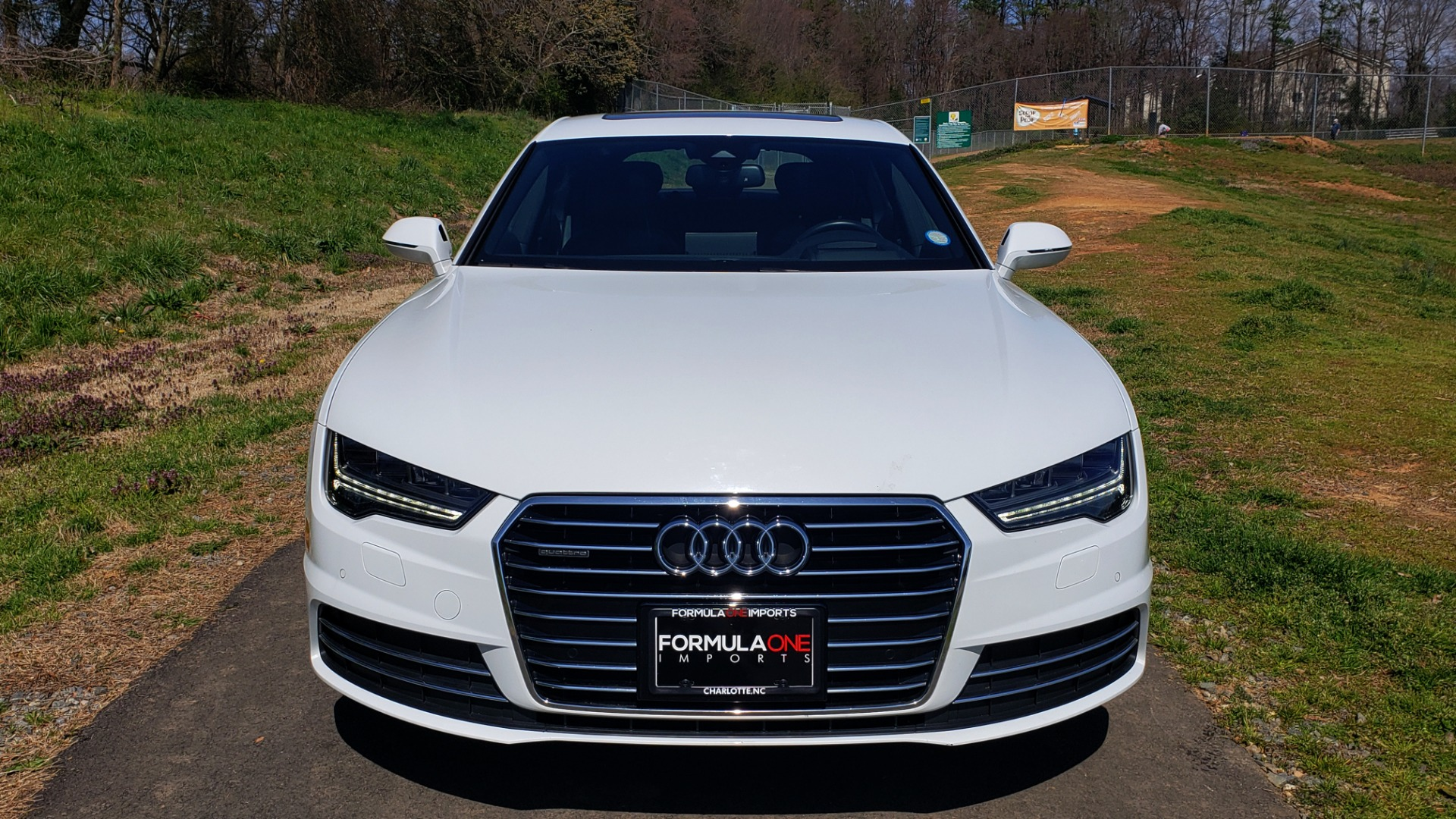 Used 2016 Audi A7 3.0 PRESTIGE 3.0T / NAV / SNRF / HUD / CLD WTHR / BOSE / REARVIEW for sale Sold at Formula Imports in Charlotte NC 28227 9