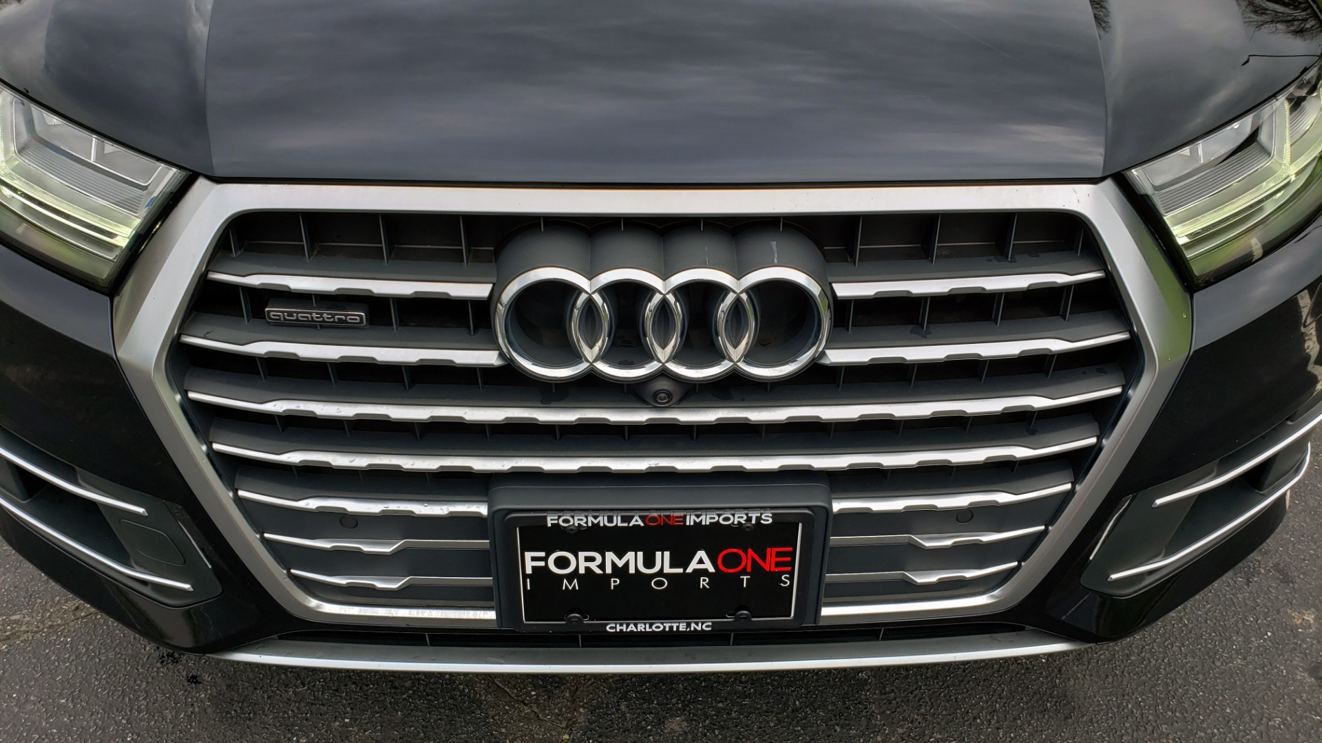 Used 2017 Audi Q7 PRESTIGE 3.0T / AWD / NAV / PANO-ROOF / HTD STS / BOSE / VISION for sale Sold at Formula Imports in Charlotte NC 28227 14