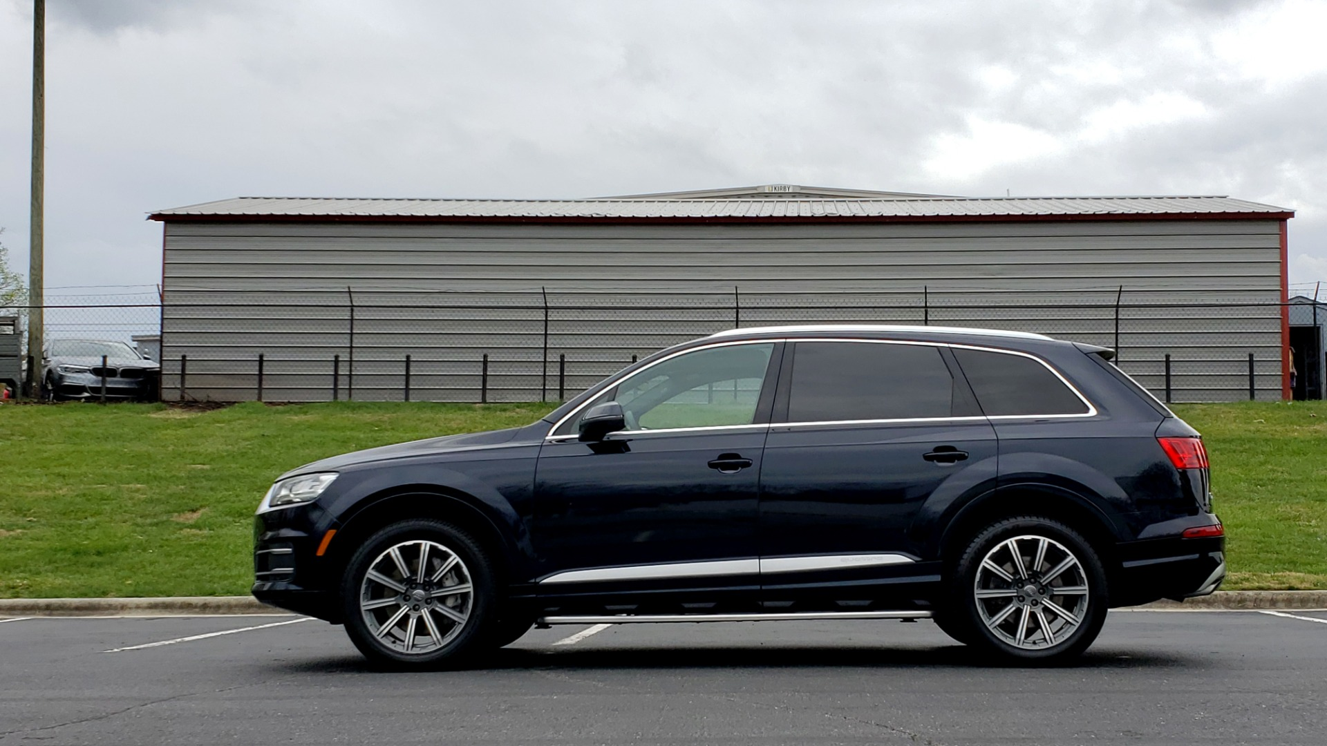 Used 2017 Audi Q7 PRESTIGE 3.0T / AWD / NAV / PANO-ROOF / HTD STS / BOSE / VISION for sale Sold at Formula Imports in Charlotte NC 28227 2