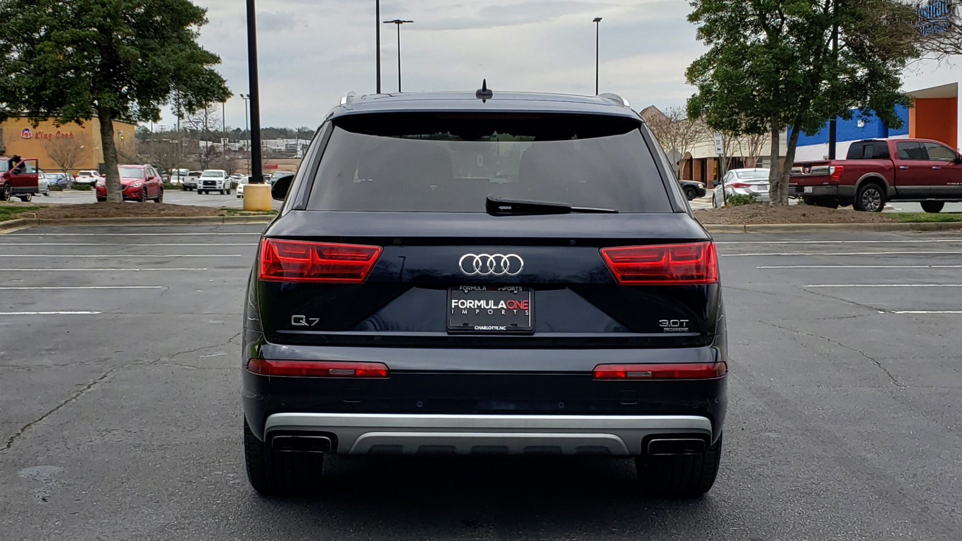 Used 2017 Audi Q7 PRESTIGE 3.0T / AWD / NAV / PANO-ROOF / HTD STS / BOSE / VISION for sale Sold at Formula Imports in Charlotte NC 28227 26