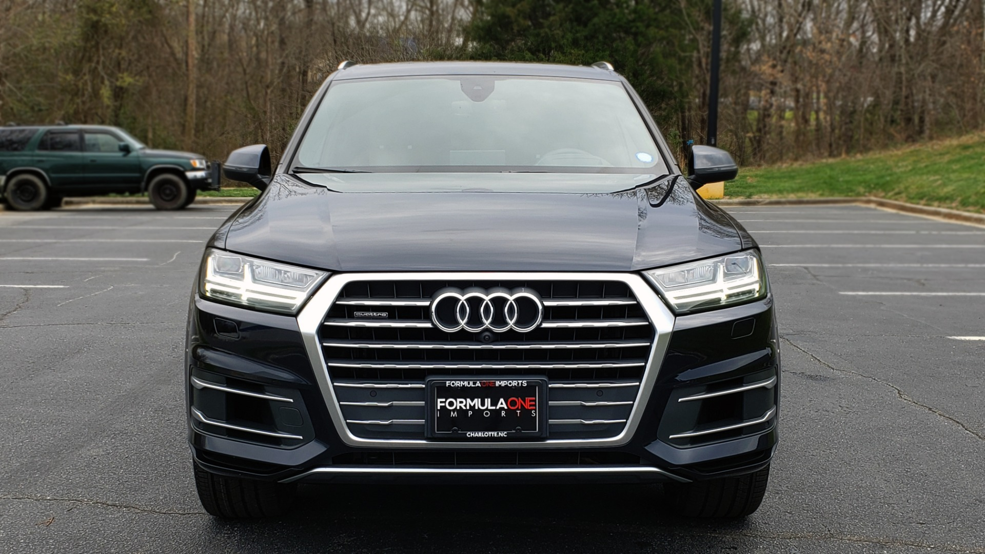 Used 2017 Audi Q7 PRESTIGE 3.0T / AWD / NAV / PANO-ROOF / HTD STS / BOSE / VISION for sale Sold at Formula Imports in Charlotte NC 28227 30