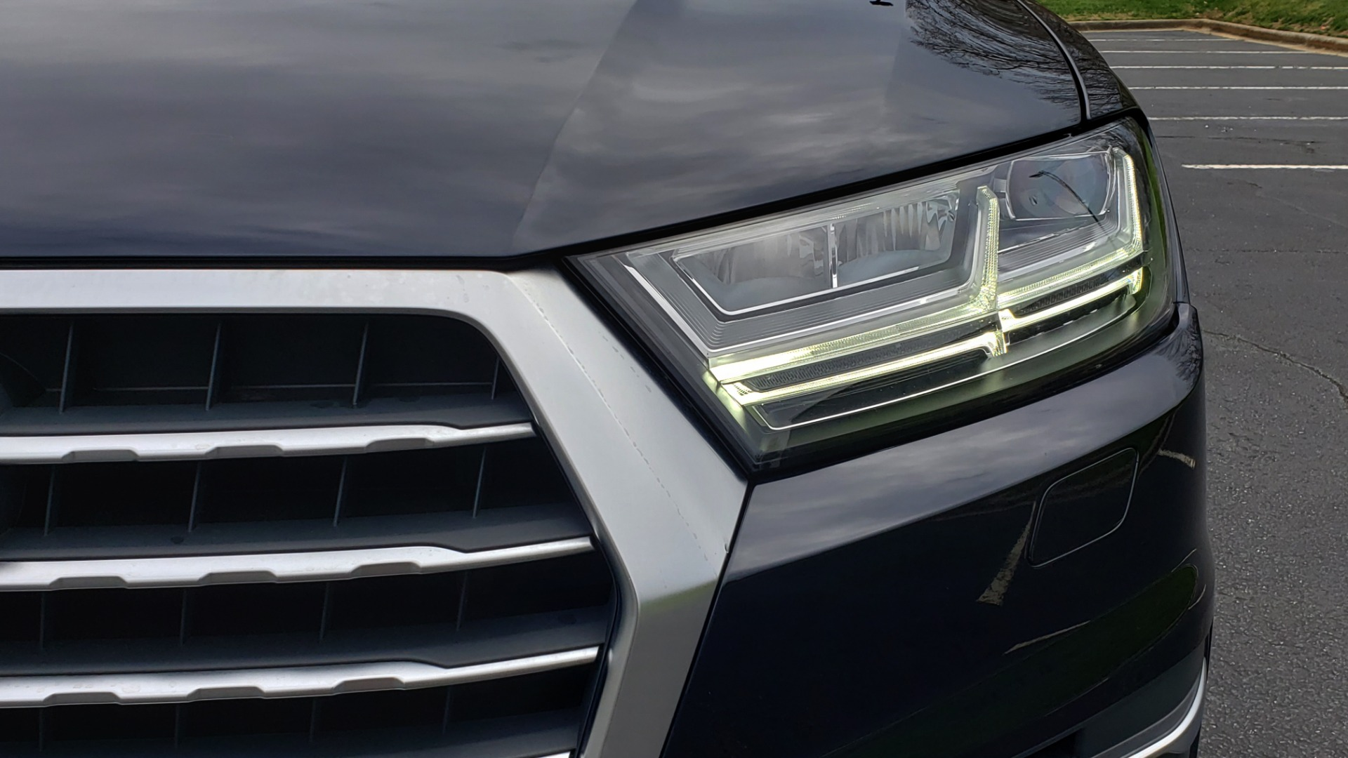 Used 2017 Audi Q7 PRESTIGE 3.0T / AWD / NAV / PANO-ROOF / HTD STS / BOSE / VISION for sale Sold at Formula Imports in Charlotte NC 28227 32