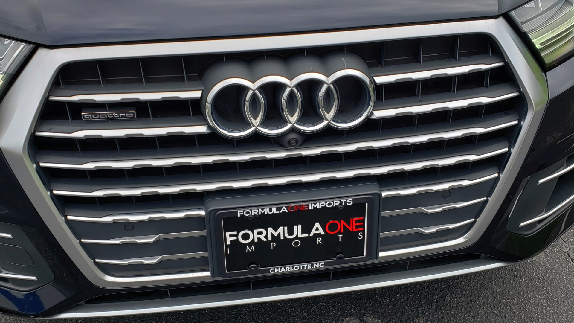 Used 2017 Audi Q7 PRESTIGE 3.0T / AWD / NAV / PANO-ROOF / HTD STS / BOSE / VISION for sale Sold at Formula Imports in Charlotte NC 28227 33