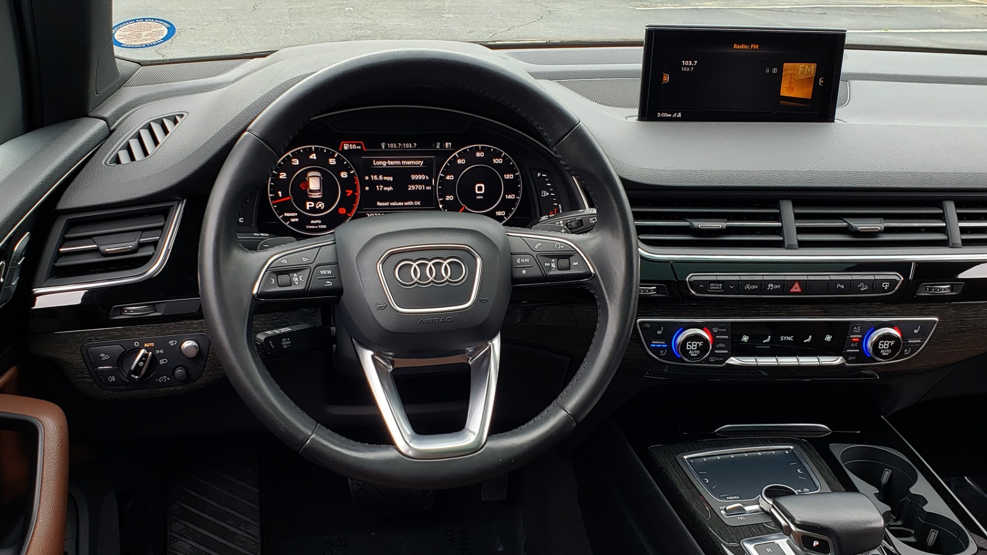 Used 2017 Audi Q7 PRESTIGE 3.0T / AWD / NAV / PANO-ROOF / HTD STS / BOSE / VISION for sale Sold at Formula Imports in Charlotte NC 28227 45