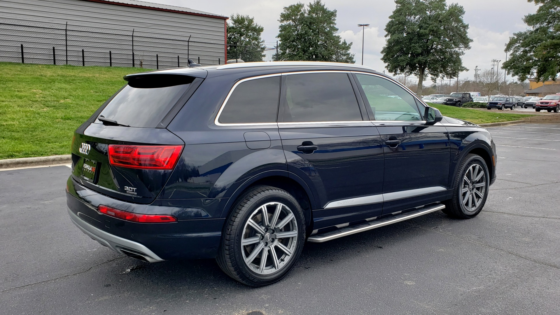 Used 2017 Audi Q7 PRESTIGE 3.0T / AWD / NAV / PANO-ROOF / HTD STS / BOSE / VISION for sale Sold at Formula Imports in Charlotte NC 28227 6