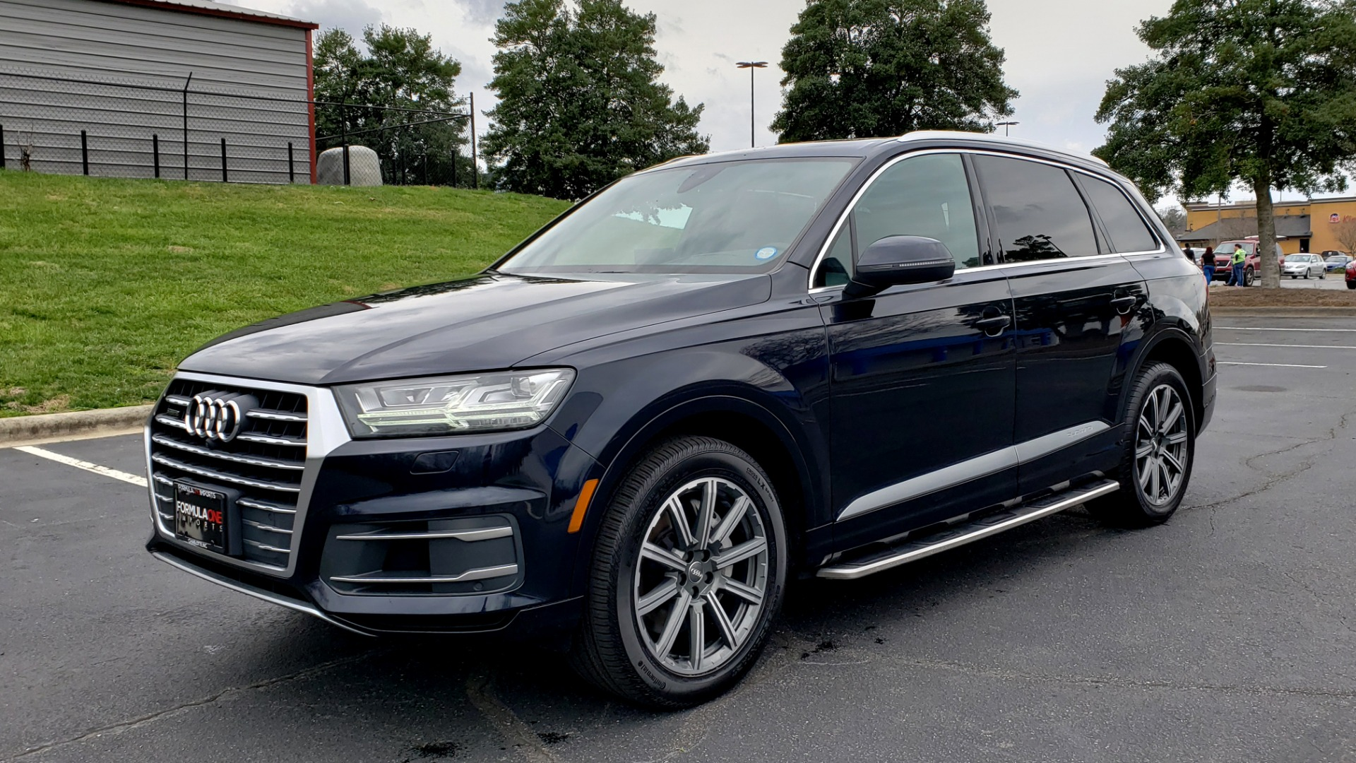 Used 2017 Audi Q7 PRESTIGE 3.0T / AWD / NAV / PANO-ROOF / HTD STS / BOSE / VISION for sale Sold at Formula Imports in Charlotte NC 28227 1