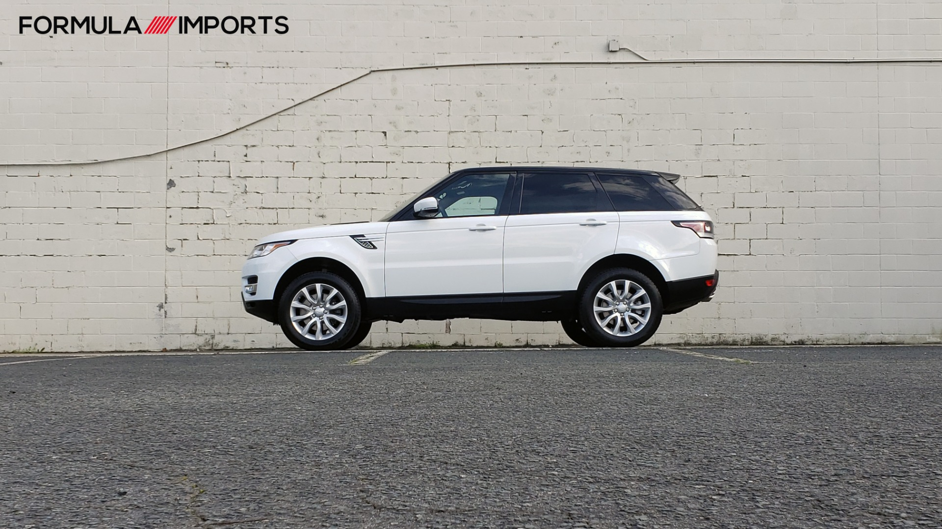 Used 2016 Land Rover RANGE ROVER SPORT V6 HSE 4WD / NAV / SUNROOF / MERIDIAN / REARVIEW for sale Sold at Formula Imports in Charlotte NC 28227 104