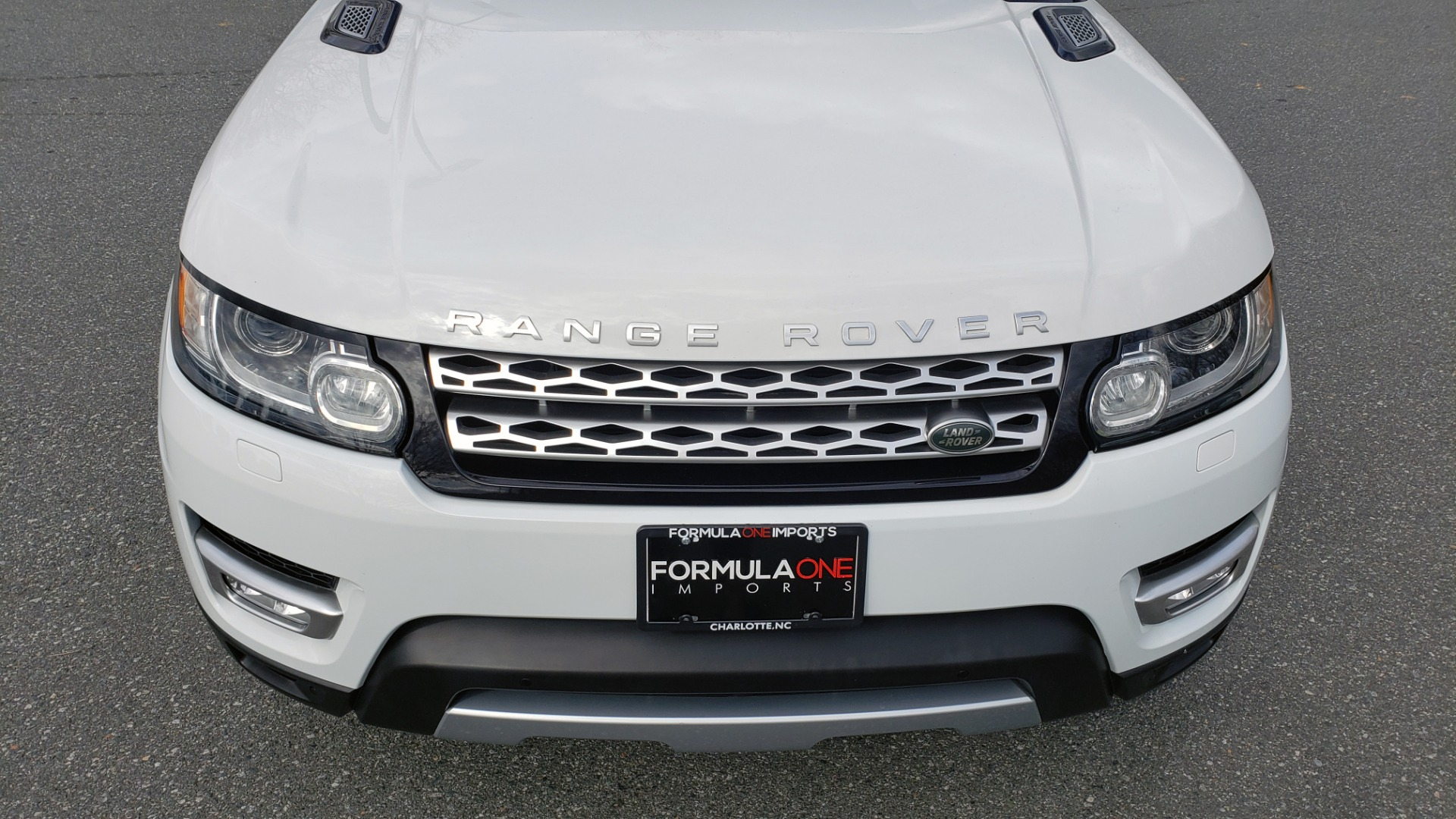 Used 2016 Land Rover RANGE ROVER SPORT V6 HSE 4WD / NAV / SUNROOF / MERIDIAN / REARVIEW for sale Sold at Formula Imports in Charlotte NC 28227 15