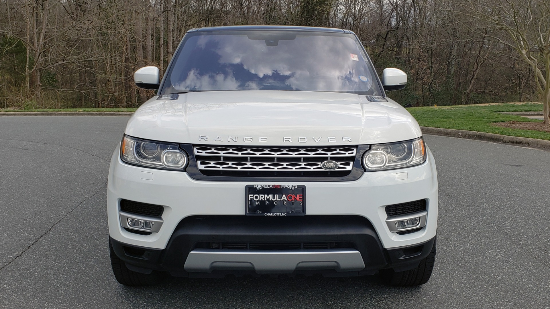 Used 2016 Land Rover RANGE ROVER SPORT V6 HSE 4WD / NAV / SUNROOF / MERIDIAN / REARVIEW for sale Sold at Formula Imports in Charlotte NC 28227 25