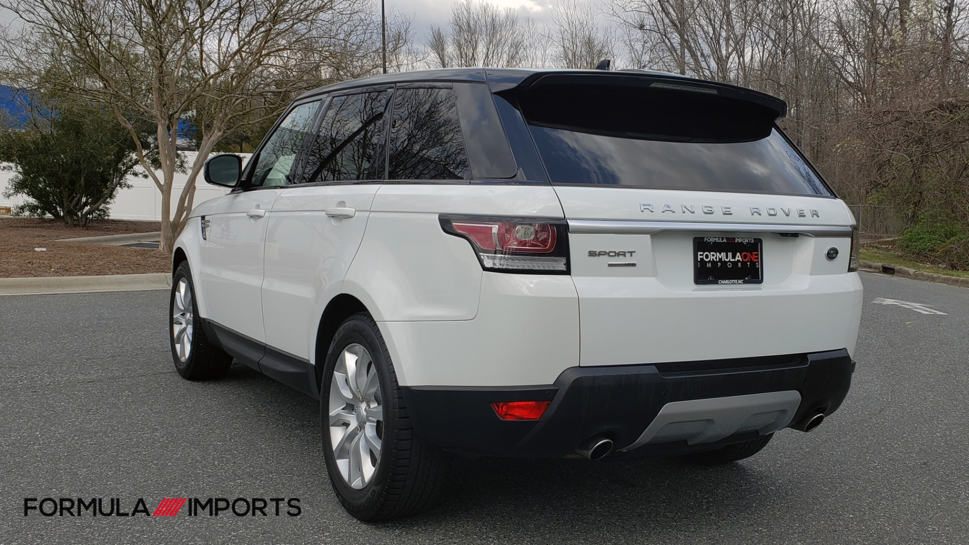 Used 2016 Land Rover RANGE ROVER SPORT V6 HSE 4WD / NAV / SUNROOF / MERIDIAN / REARVIEW for sale Sold at Formula Imports in Charlotte NC 28227 3