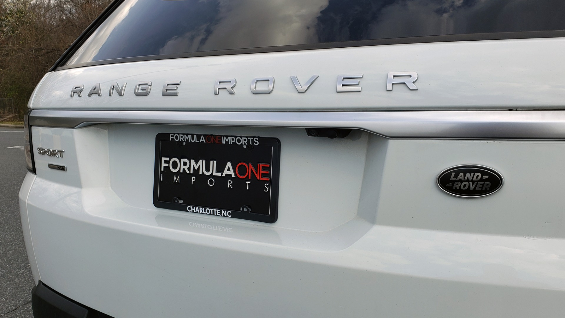 Used 2016 Land Rover RANGE ROVER SPORT V6 HSE 4WD / NAV / SUNROOF / MERIDIAN / REARVIEW for sale Sold at Formula Imports in Charlotte NC 28227 36