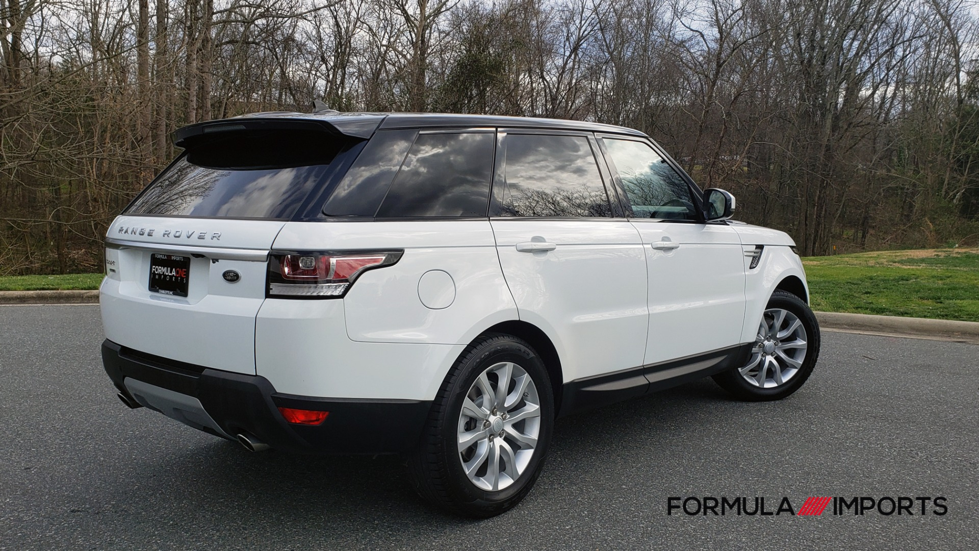 Used 2016 Land Rover RANGE ROVER SPORT V6 HSE 4WD / NAV / SUNROOF / MERIDIAN / REARVIEW for sale Sold at Formula Imports in Charlotte NC 28227 6
