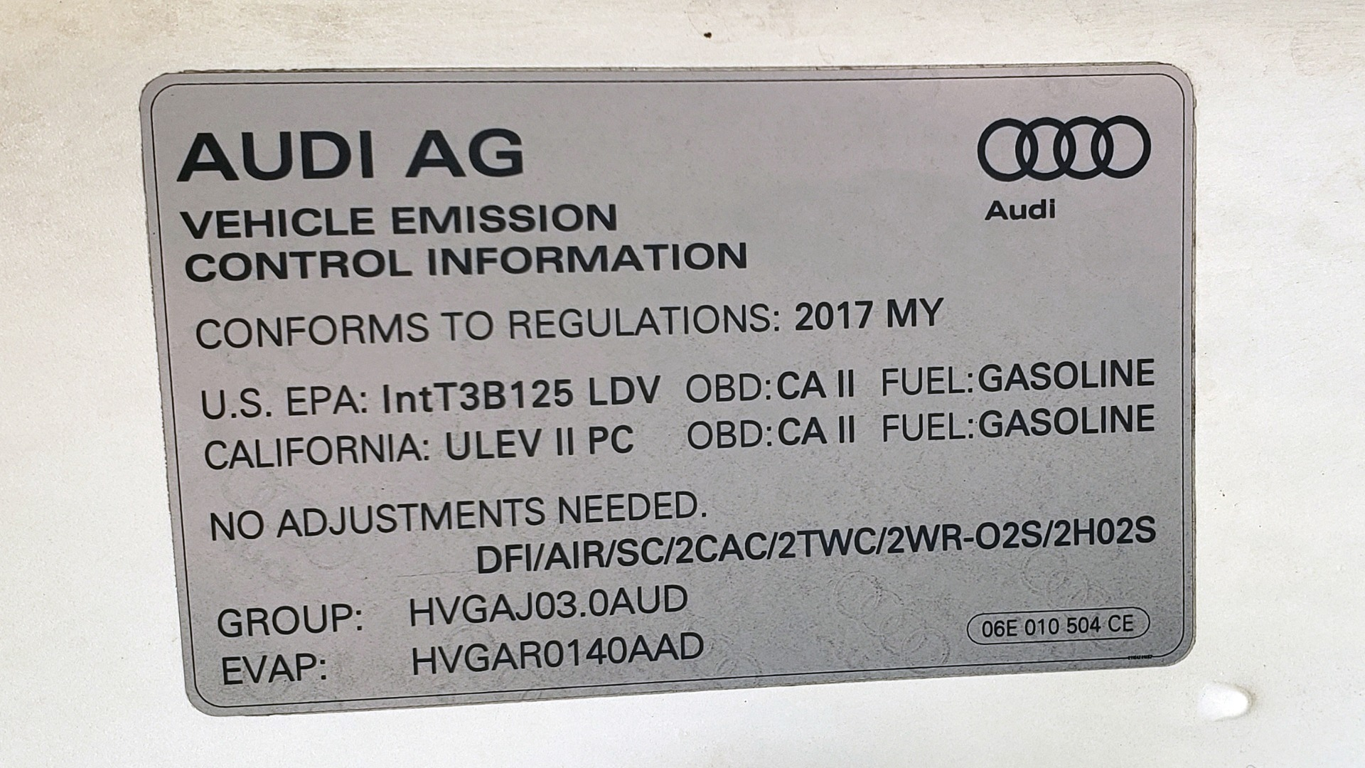 Used 2017 Audi Q5 PREMIUM PLUS / TECH / NAV / SUNROOF / REARVIEW for sale Sold at Formula Imports in Charlotte NC 28227 20