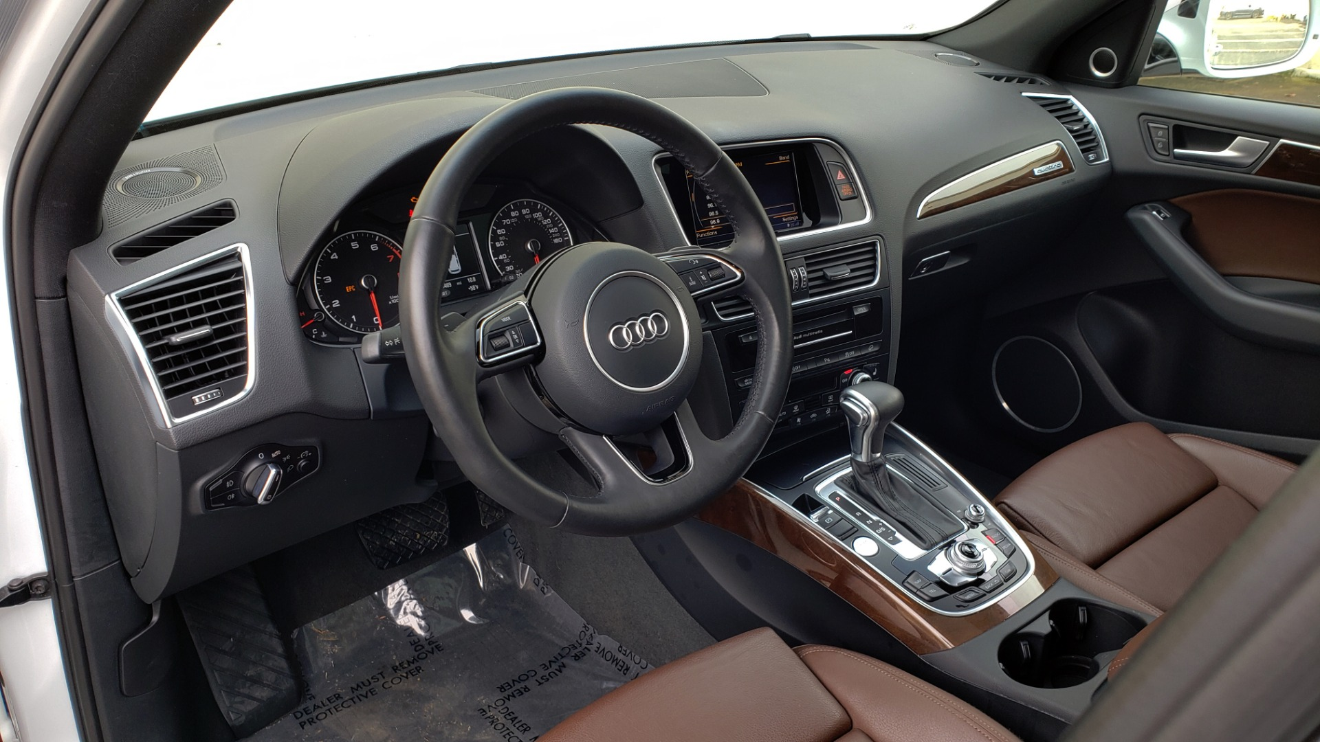 Used 2017 Audi Q5 PREMIUM PLUS / TECH / NAV / SUNROOF / REARVIEW for sale Sold at Formula Imports in Charlotte NC 28227 32