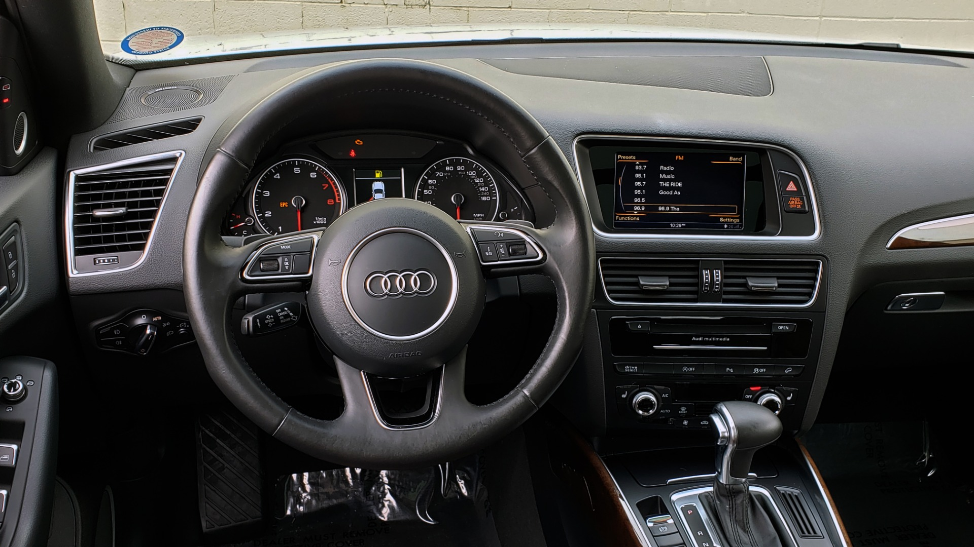 Used 2017 Audi Q5 PREMIUM PLUS / TECH / NAV / SUNROOF / REARVIEW for sale Sold at Formula Imports in Charlotte NC 28227 33