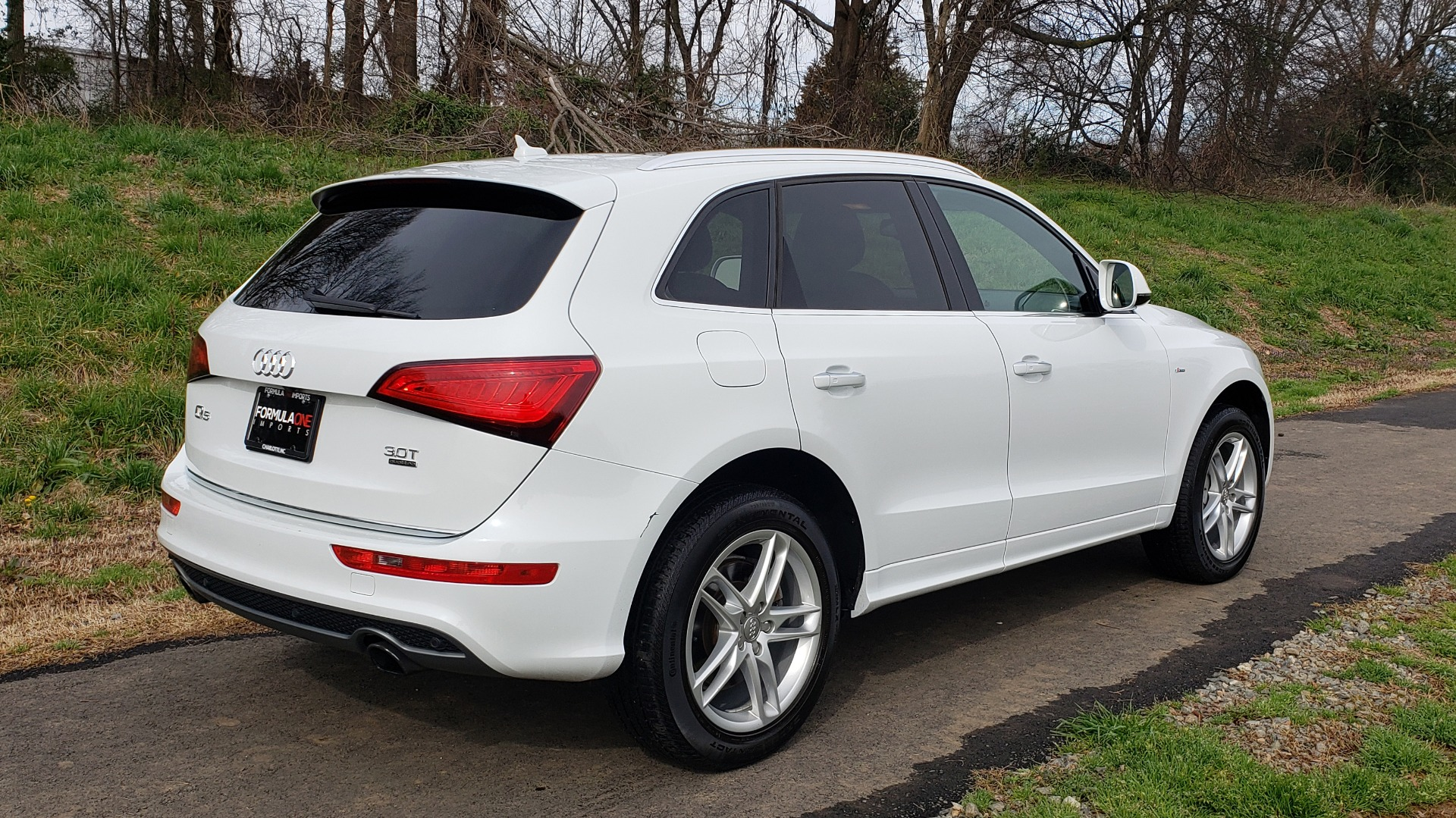 Used 2017 Audi Q5 PREMIUM PLUS / TECH / NAV / SUNROOF / REARVIEW for sale Sold at Formula Imports in Charlotte NC 28227 6