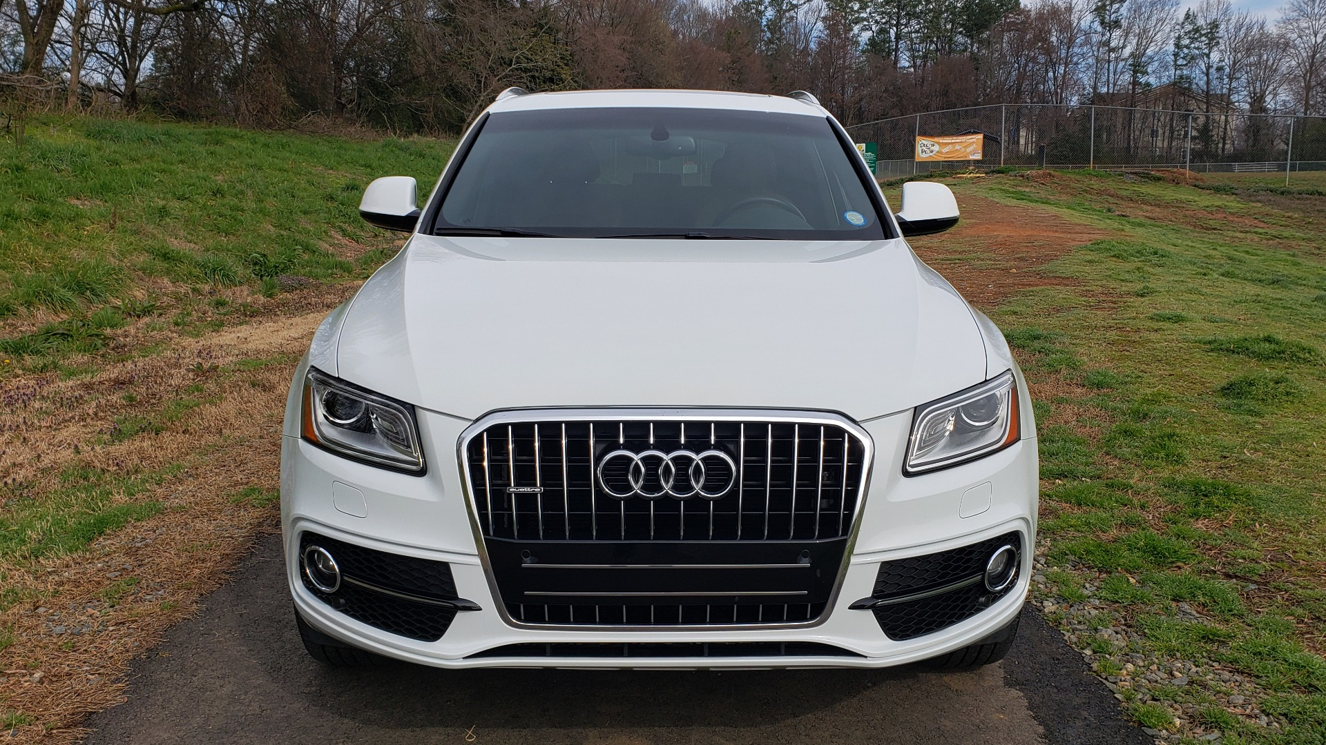 Used 2017 Audi Q5 PREMIUM PLUS / TECH / NAV / SUNROOF / REARVIEW for sale Sold at Formula Imports in Charlotte NC 28227 9