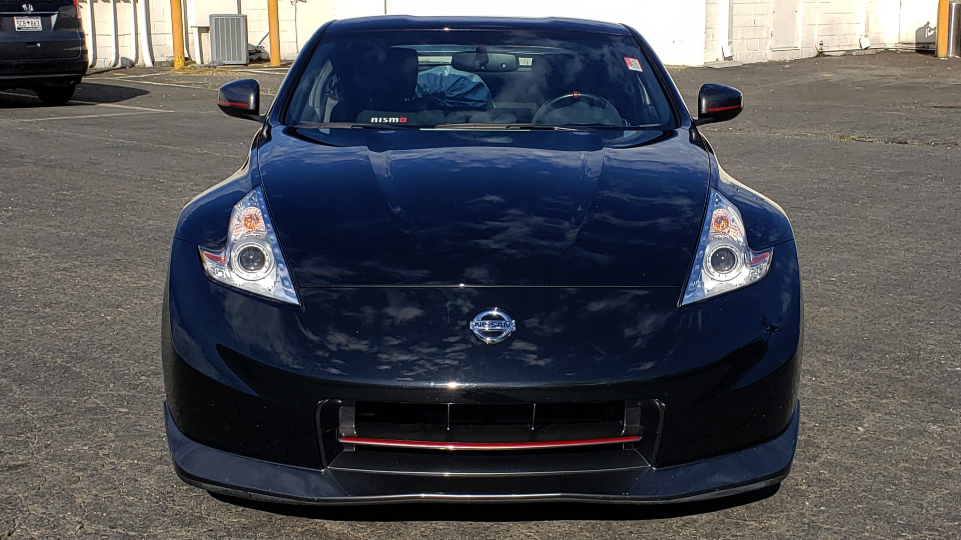Used 2014 Nissan 370Z for sale Sold at Formula Imports in Charlotte NC 28227 17