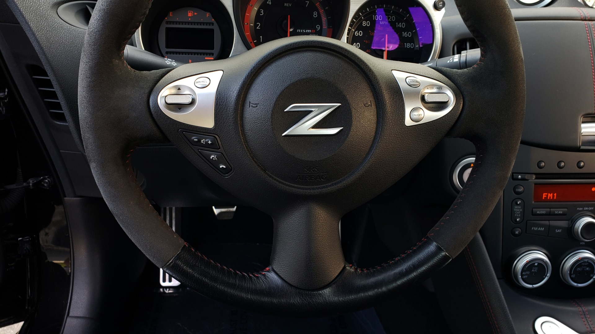 Used 2014 Nissan 370Z for sale Sold at Formula Imports in Charlotte NC 28227 36