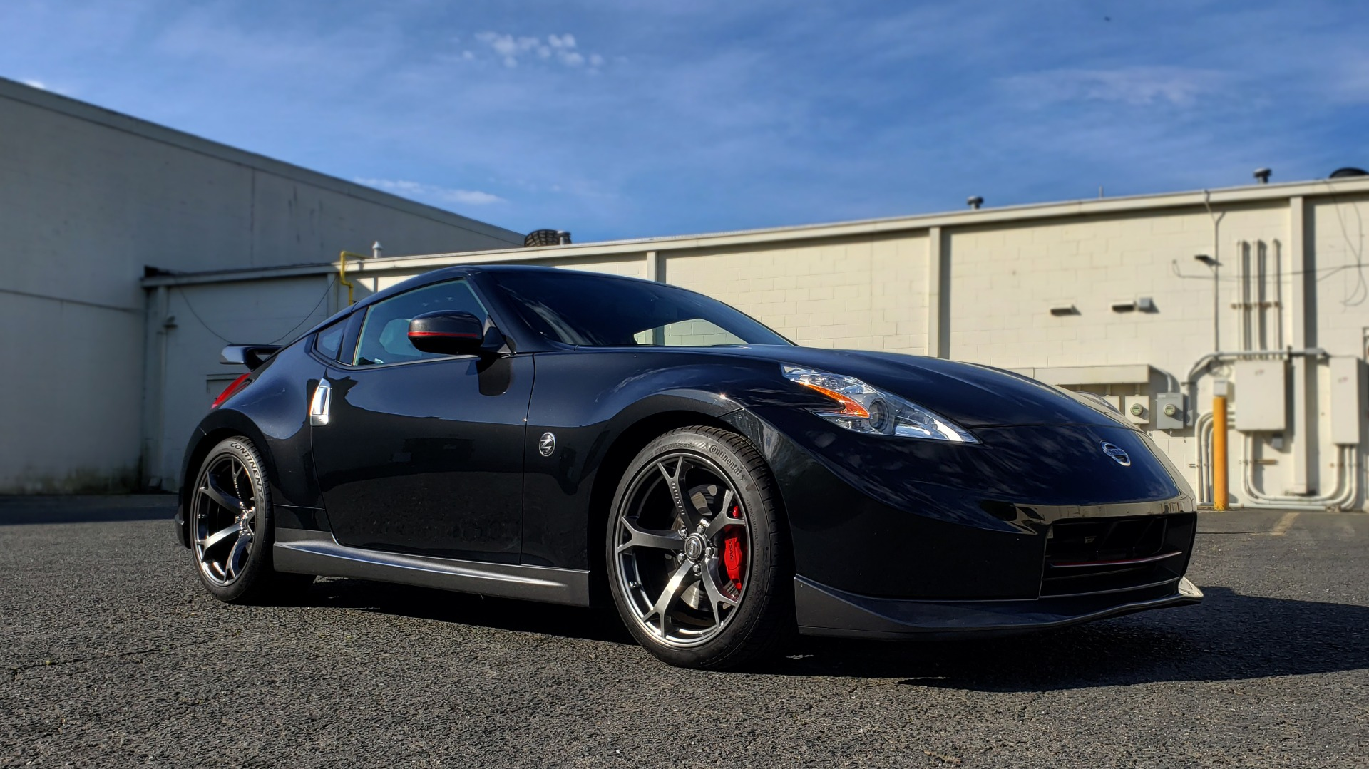 Used 2014 Nissan 370Z for sale Sold at Formula Imports in Charlotte NC 28227 4