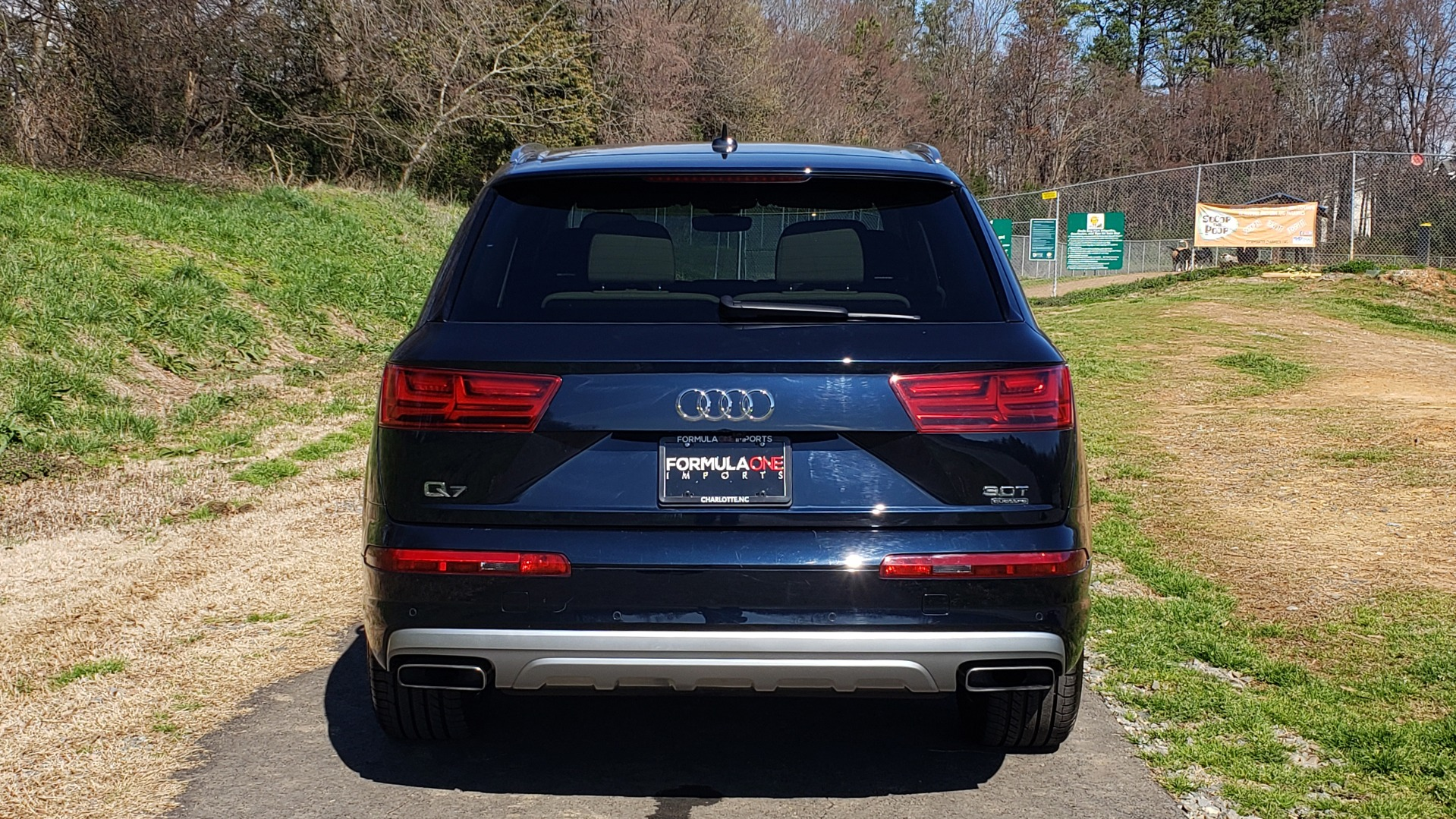 Used 2018 Audi Q7 PRESTIGE 3.0T CLD WTHR / NAV / BOSE / HEADS-UP / REARVIEW for sale Sold at Formula Imports in Charlotte NC 28227 29
