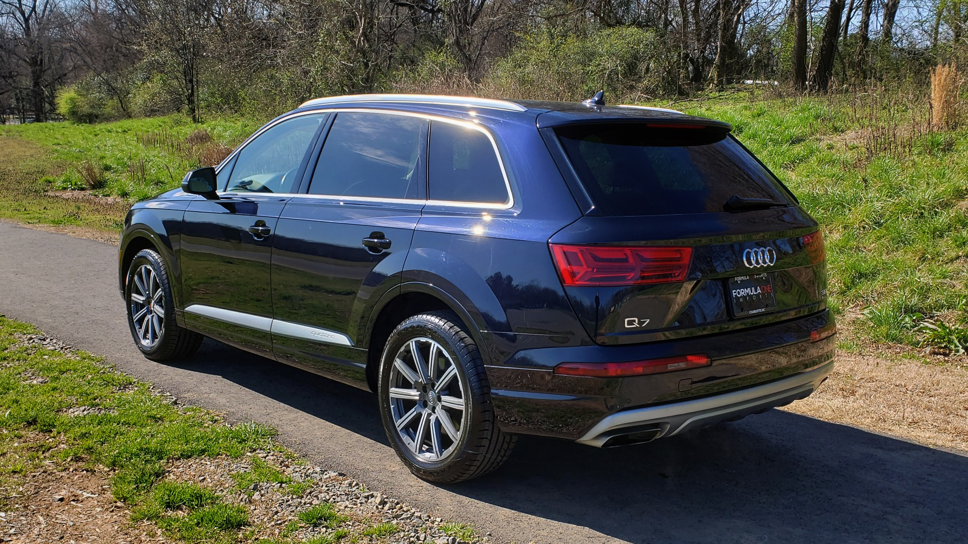Used 2018 Audi Q7 PRESTIGE 3.0T CLD WTHR / NAV / BOSE / HEADS-UP / REARVIEW for sale Sold at Formula Imports in Charlotte NC 28227 3