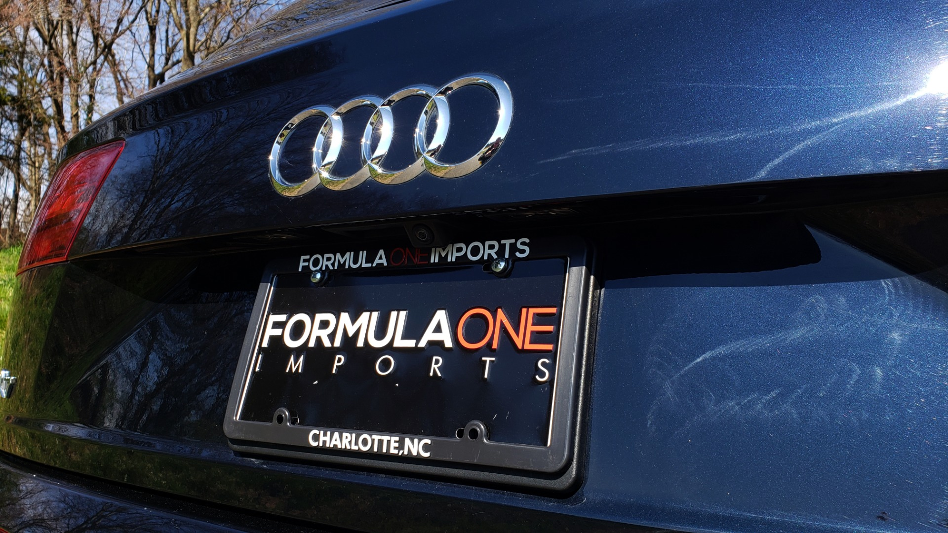 Used 2018 Audi Q7 PRESTIGE 3.0T CLD WTHR / NAV / BOSE / HEADS-UP / REARVIEW for sale Sold at Formula Imports in Charlotte NC 28227 32