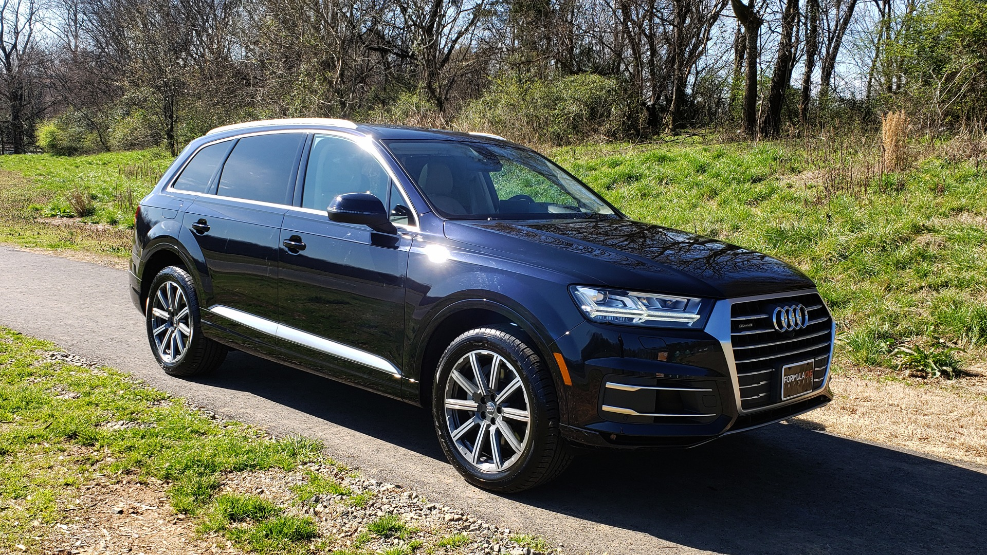 Used 2018 Audi Q7 PRESTIGE 3.0T CLD WTHR / NAV / BOSE / HEADS-UP / REARVIEW for sale Sold at Formula Imports in Charlotte NC 28227 4