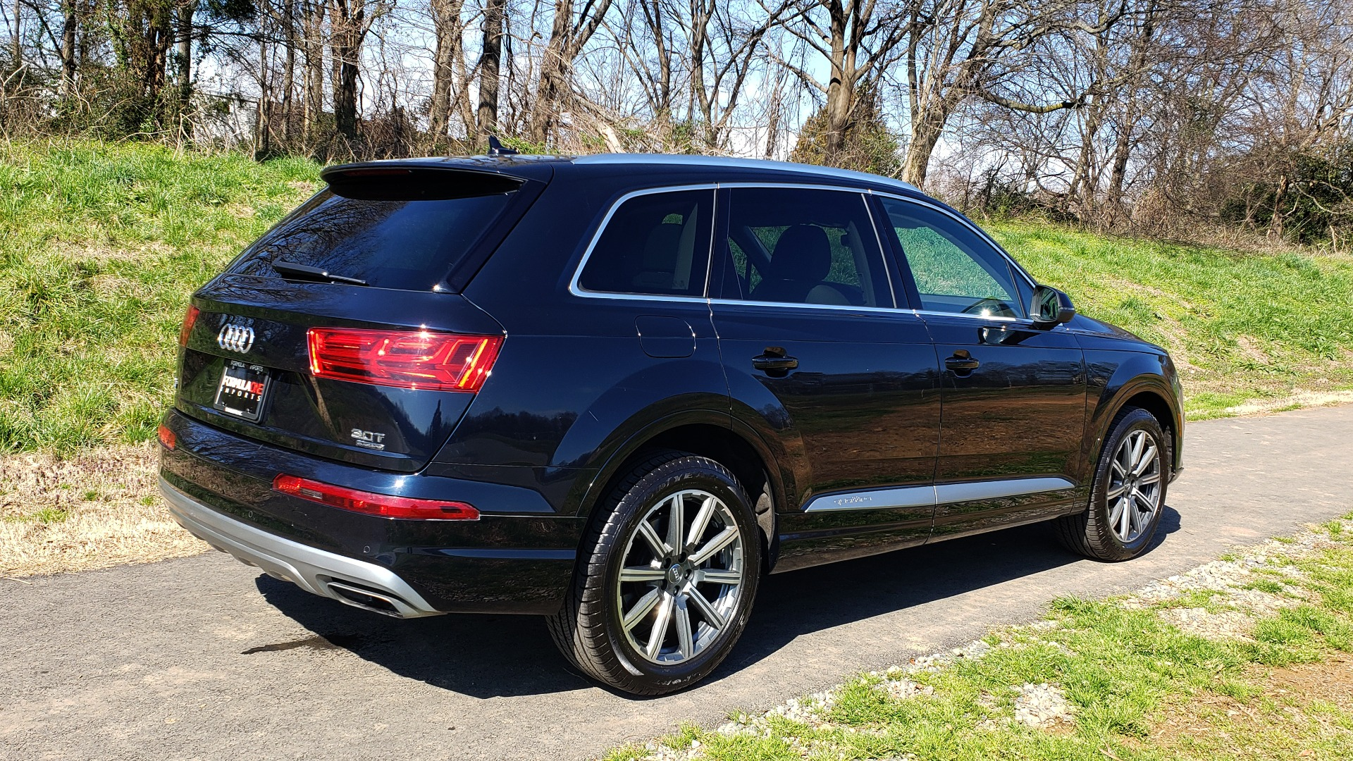 Used 2018 Audi Q7 PRESTIGE 3.0T CLD WTHR / NAV / BOSE / HEADS-UP / REARVIEW for sale Sold at Formula Imports in Charlotte NC 28227 6