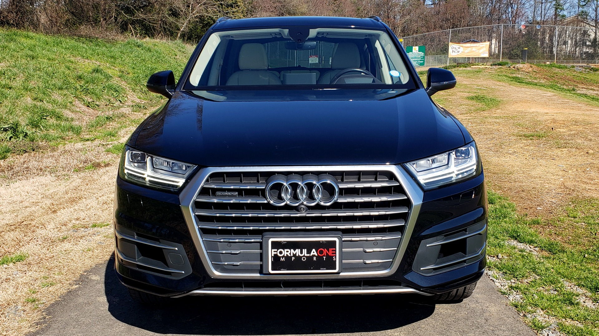 Used 2018 Audi Q7 PRESTIGE 3.0T CLD WTHR / NAV / BOSE / HEADS-UP / REARVIEW for sale Sold at Formula Imports in Charlotte NC 28227 8
