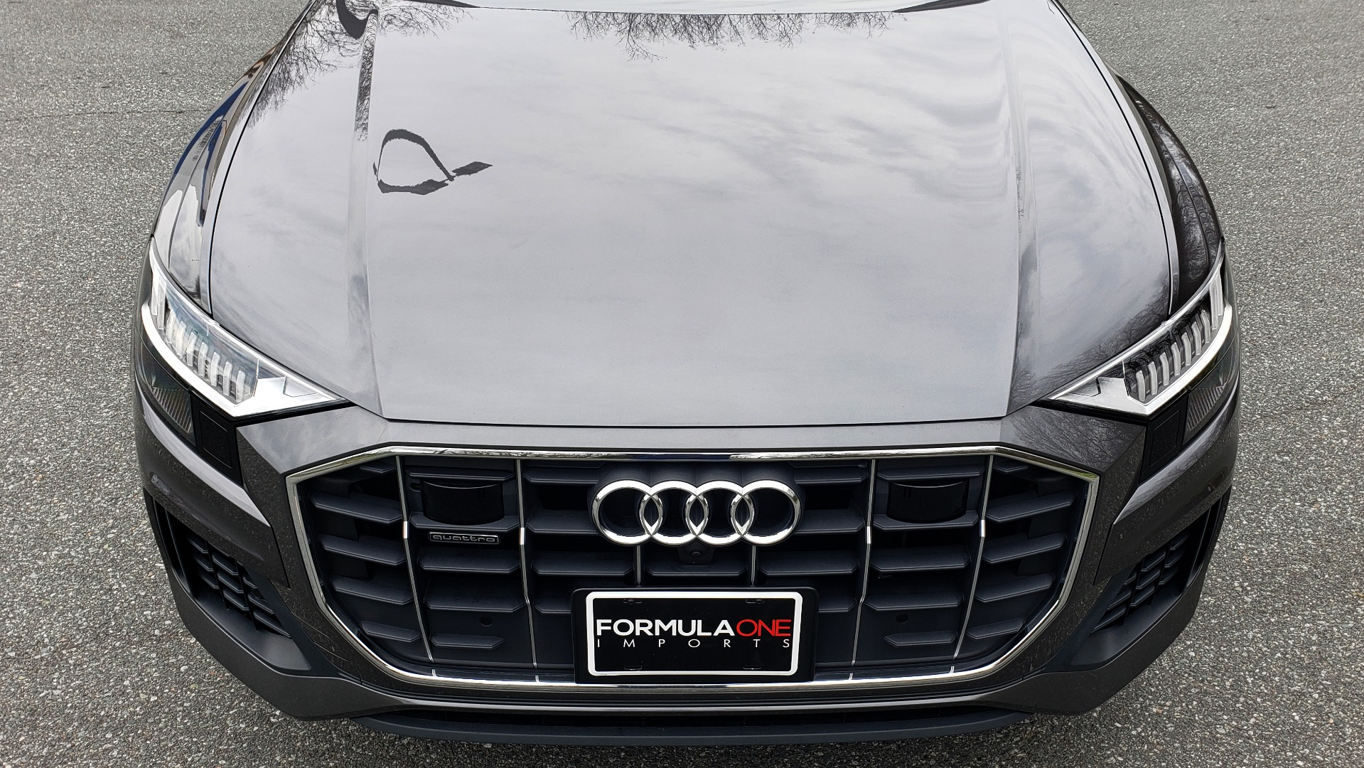 Used 2019 Audi Q8 PRESTIGE 3.0 / NAV / SUNROOF / BO SND / COLD WTHR / REARVIEW for sale Sold at Formula Imports in Charlotte NC 28227 13