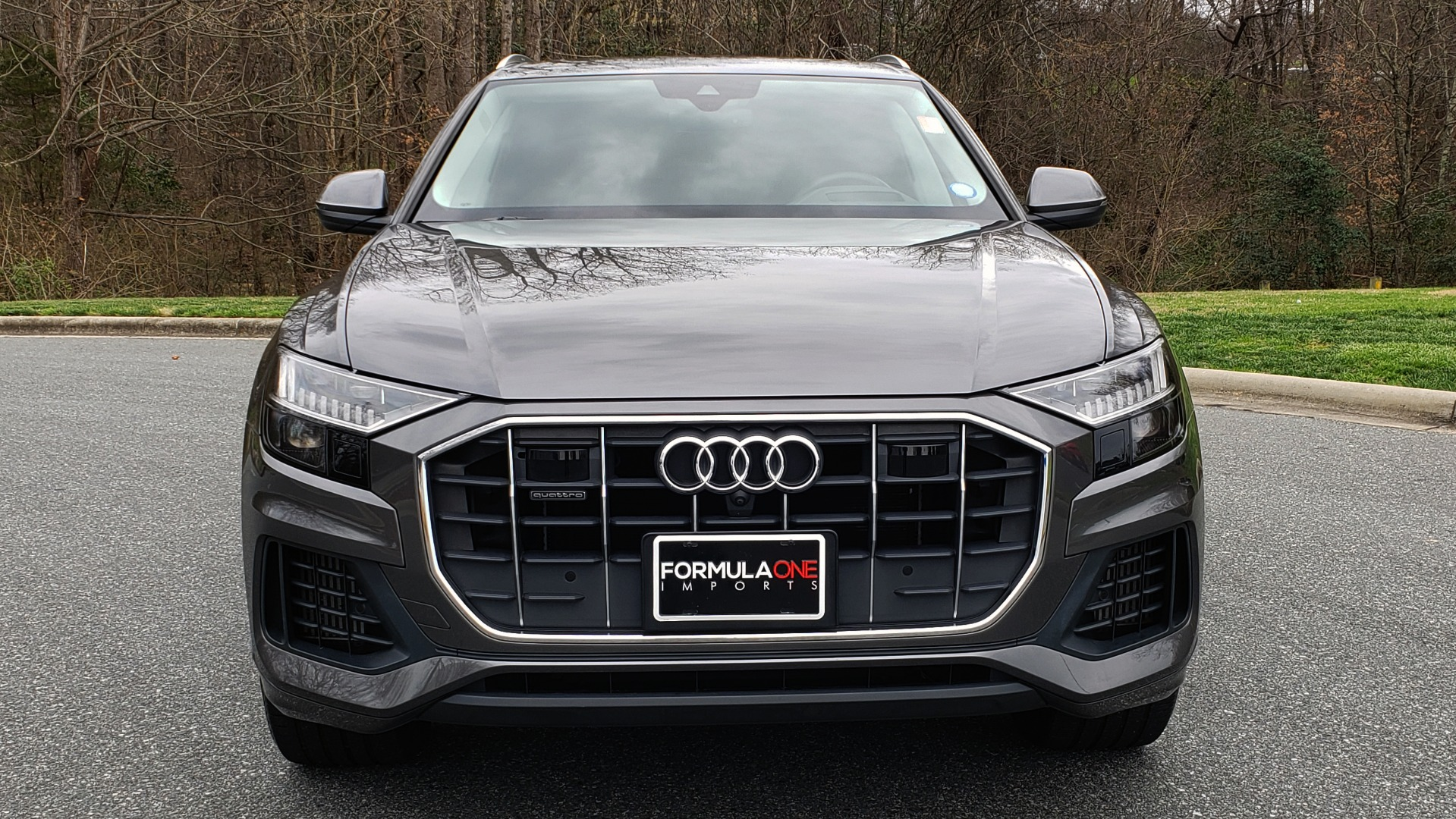 Used 2019 Audi Q8 PRESTIGE 3.0 / NAV / SUNROOF / BO SND / COLD WTHR / REARVIEW for sale Sold at Formula Imports in Charlotte NC 28227 19