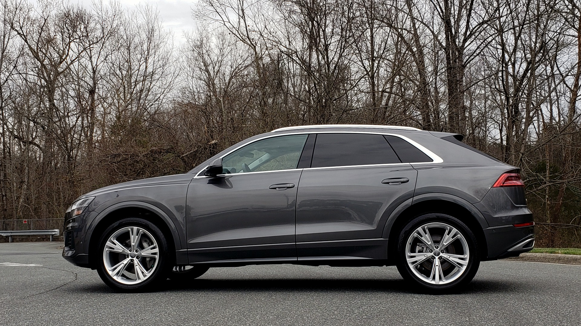 Used 2019 Audi Q8 PRESTIGE 3.0 / NAV / SUNROOF / BO SND / COLD WTHR / REARVIEW for sale Sold at Formula Imports in Charlotte NC 28227 2