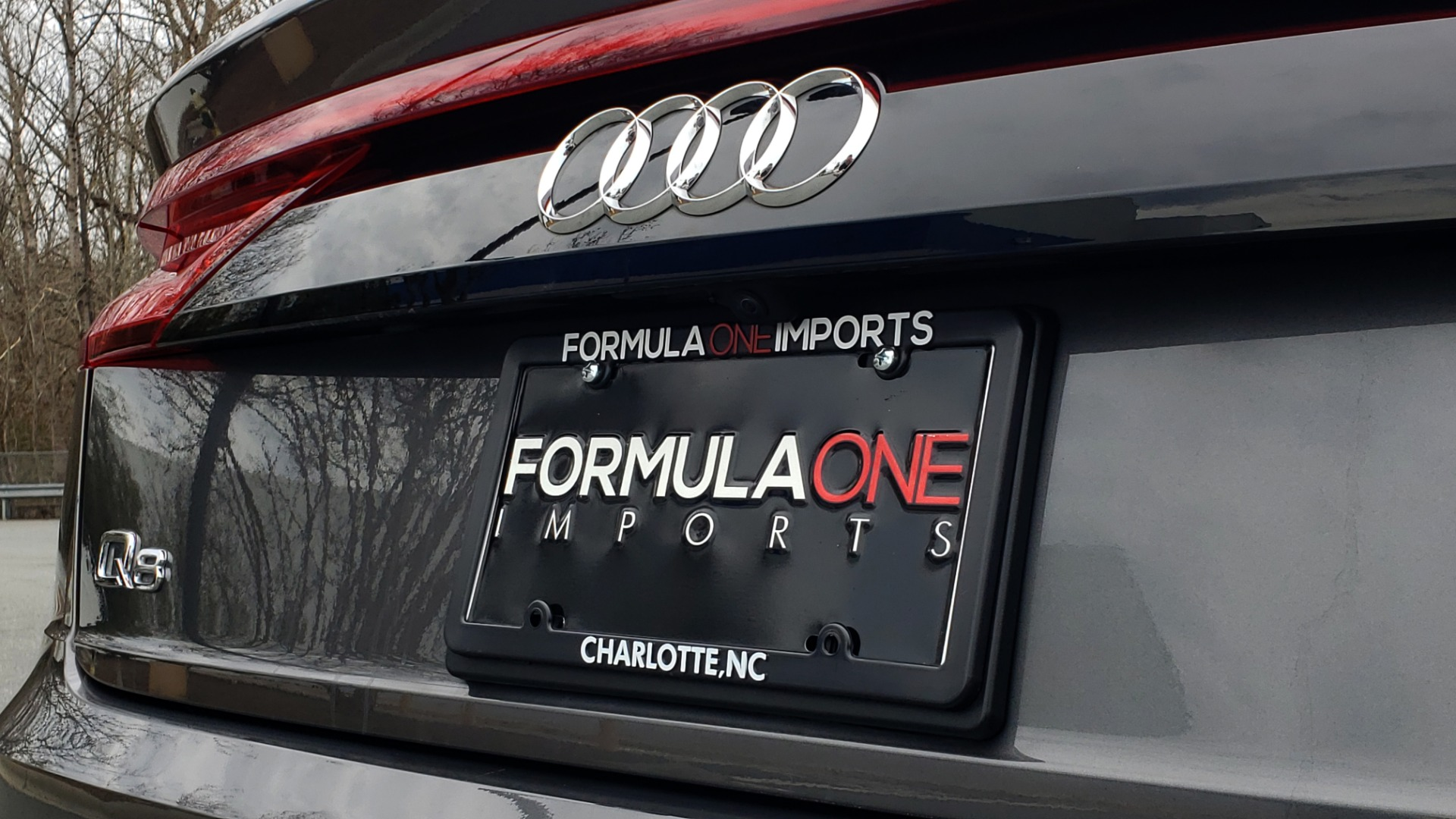 Used 2019 Audi Q8 PRESTIGE 3.0 / NAV / SUNROOF / BO SND / COLD WTHR / REARVIEW for sale Sold at Formula Imports in Charlotte NC 28227 29