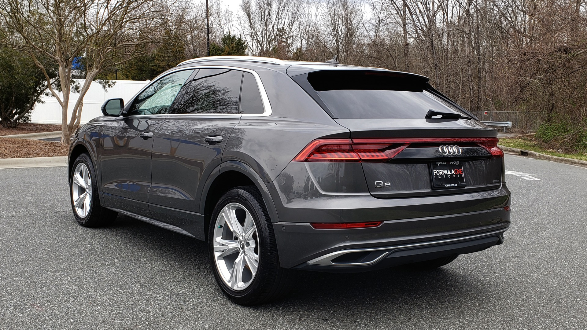 Used 2019 Audi Q8 PRESTIGE 3.0 / NAV / SUNROOF / BO SND / COLD WTHR / REARVIEW for sale Sold at Formula Imports in Charlotte NC 28227 3