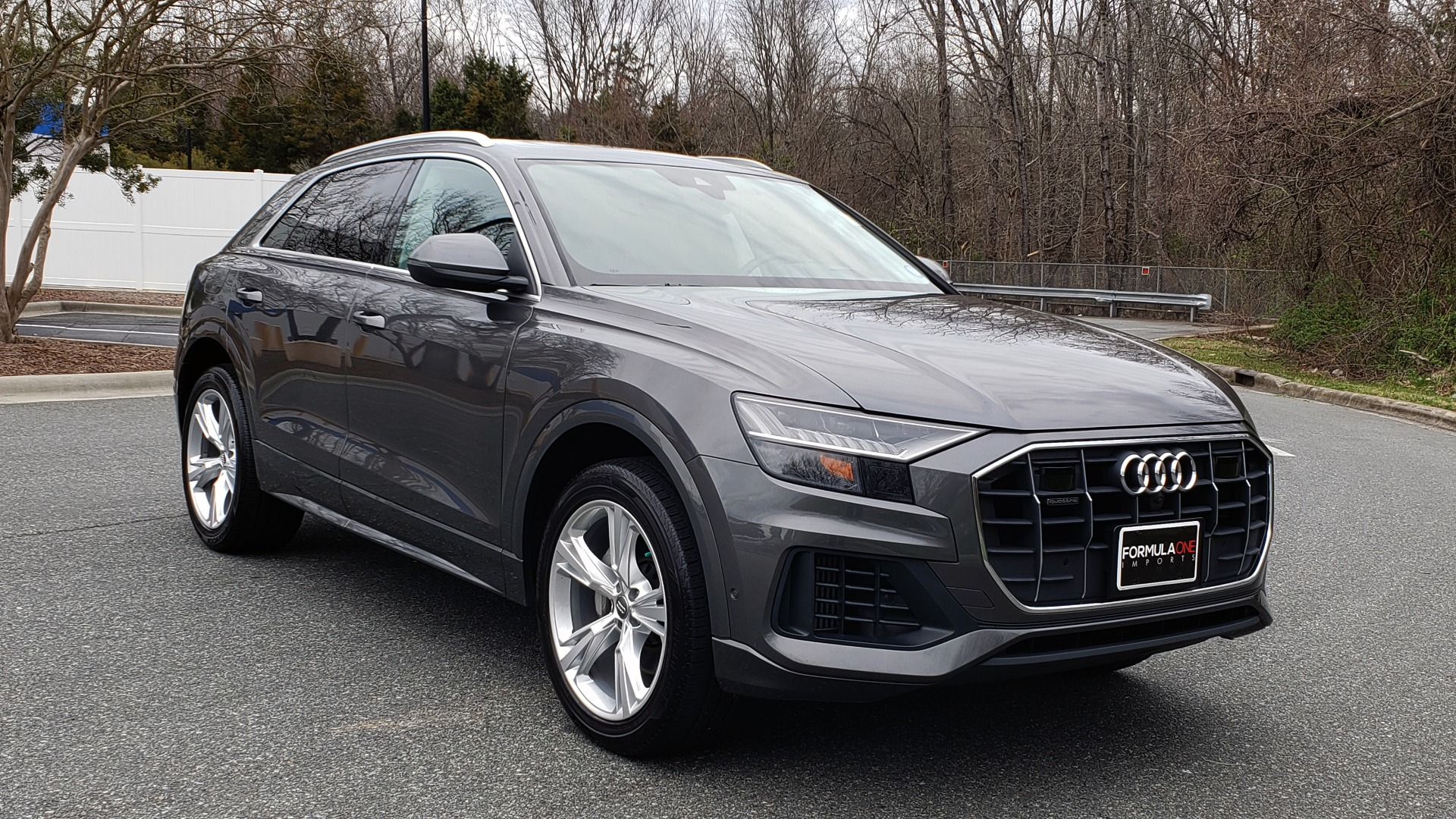 Used 2019 Audi Q8 PRESTIGE 3.0 / NAV / SUNROOF / BO SND / COLD WTHR / REARVIEW for sale Sold at Formula Imports in Charlotte NC 28227 6