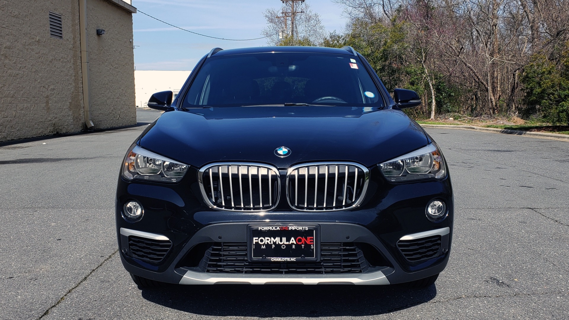 Used 2017 BMW X1 XDRIVE28I / COLD WTHR / DRIVER ASST / REARVIEW / PARK ASST for sale Sold at Formula Imports in Charlotte NC 28227 12