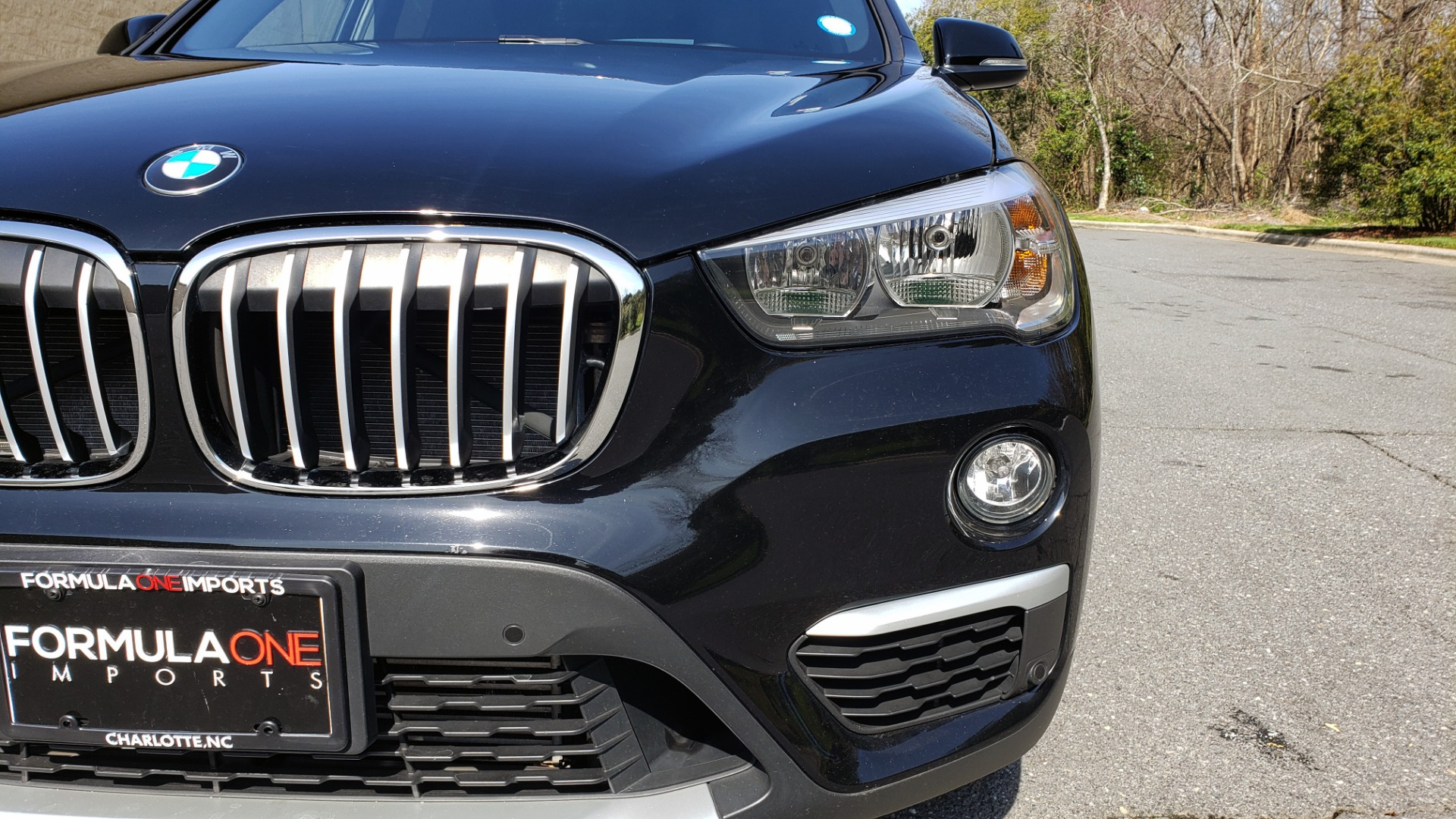 Used 2017 BMW X1 XDRIVE28I / COLD WTHR / DRIVER ASST / REARVIEW / PARK ASST for sale Sold at Formula Imports in Charlotte NC 28227 14
