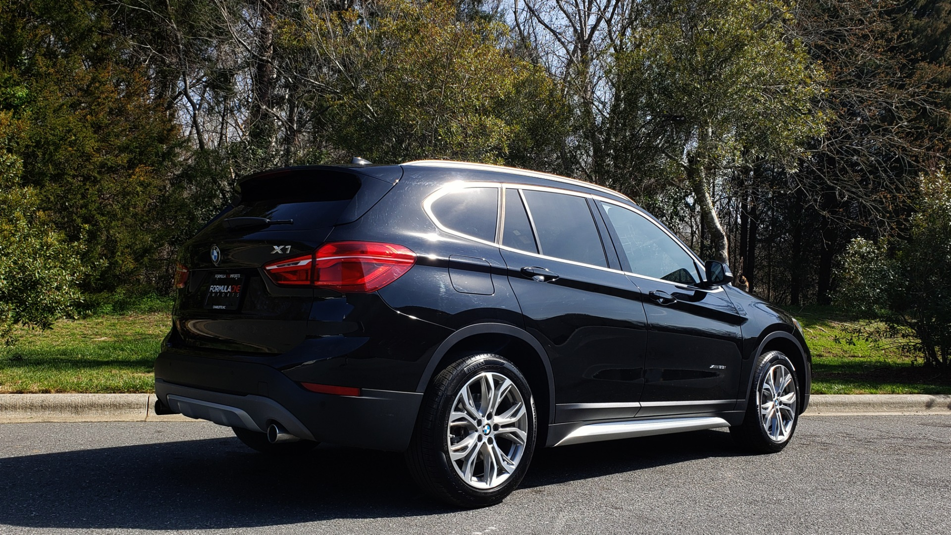 Used 2017 BMW X1 XDRIVE28I / COLD WTHR / DRIVER ASST / REARVIEW / PARK ASST for sale Sold at Formula Imports in Charlotte NC 28227 6