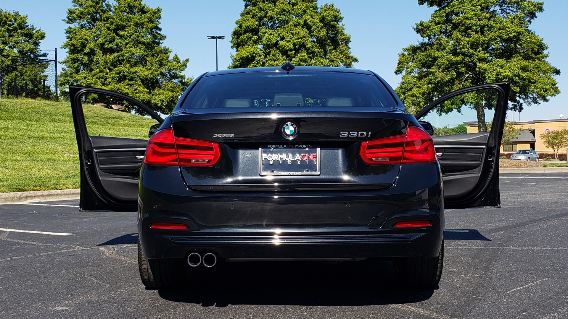 Used 2017 BMW 3 SERIES 330I XDRIVE / PREMIUM / NAV / DRVR ASST / CLD WTHR / REARVIEW for sale Sold at Formula Imports in Charlotte NC 28227 17