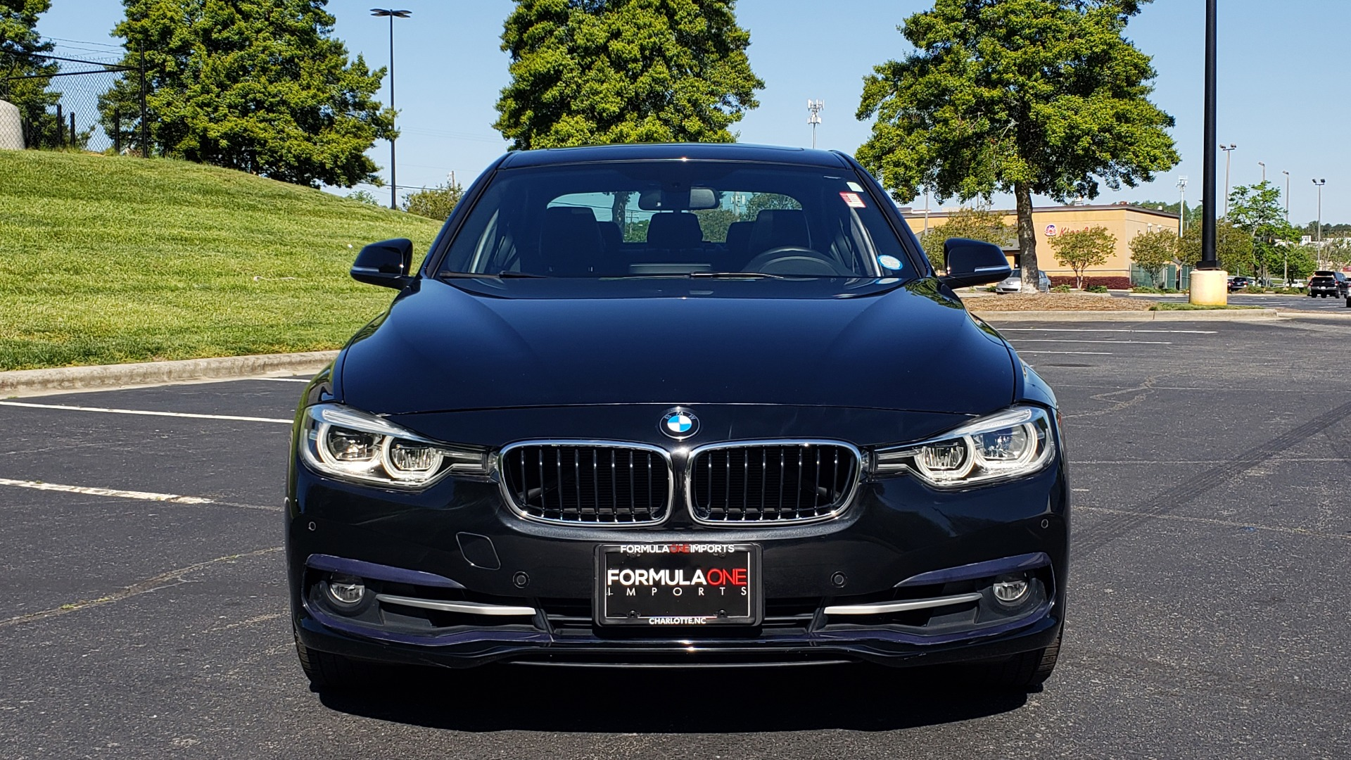 Used 2017 BMW 3 SERIES 330I XDRIVE / PREMIUM / NAV / DRVR ASST / CLD WTHR / REARVIEW for sale Sold at Formula Imports in Charlotte NC 28227 21