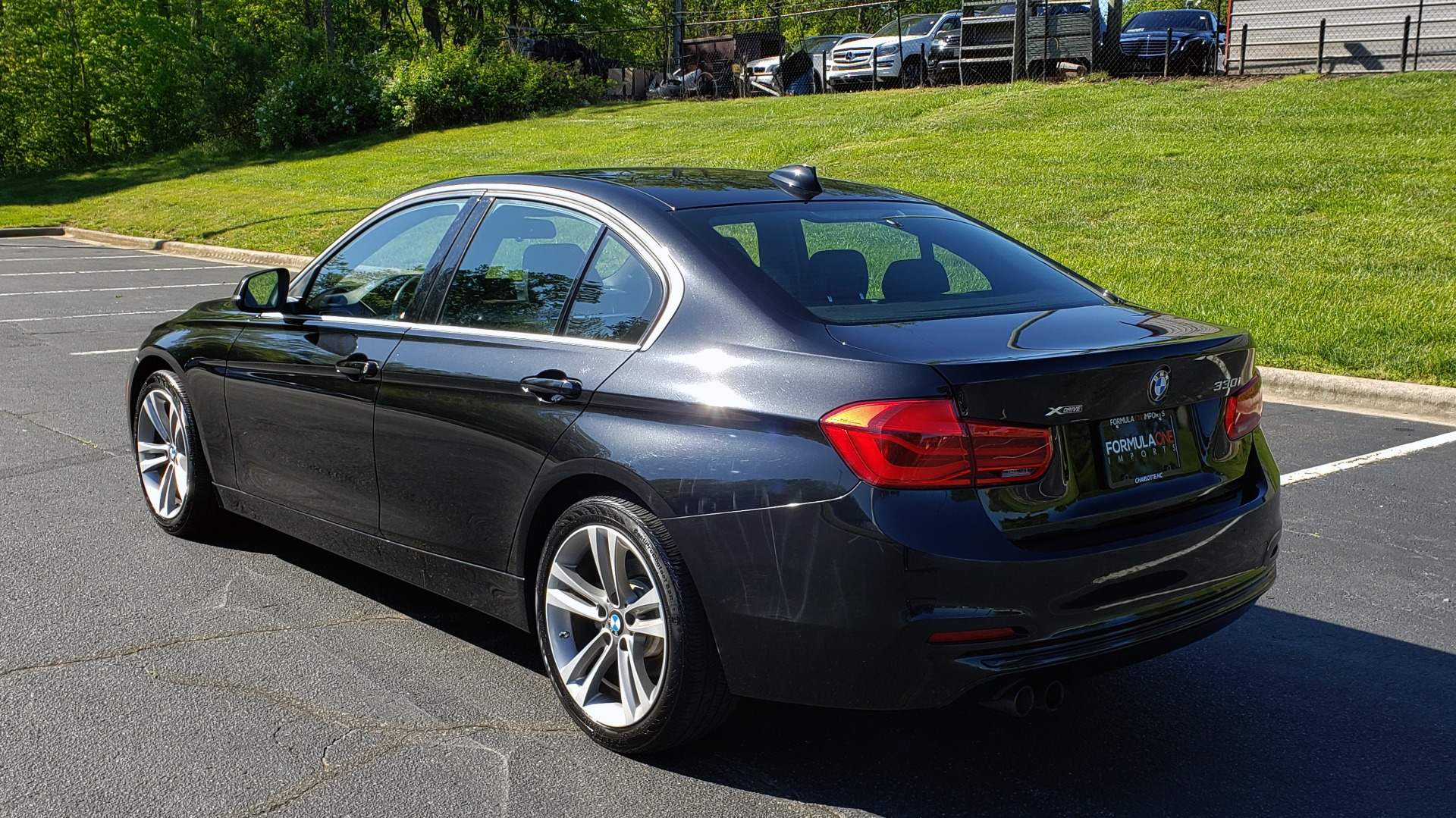 Used 2017 BMW 3 SERIES 330I XDRIVE / PREMIUM / NAV / DRVR ASST / CLD WTHR / REARVIEW for sale Sold at Formula Imports in Charlotte NC 28227 3