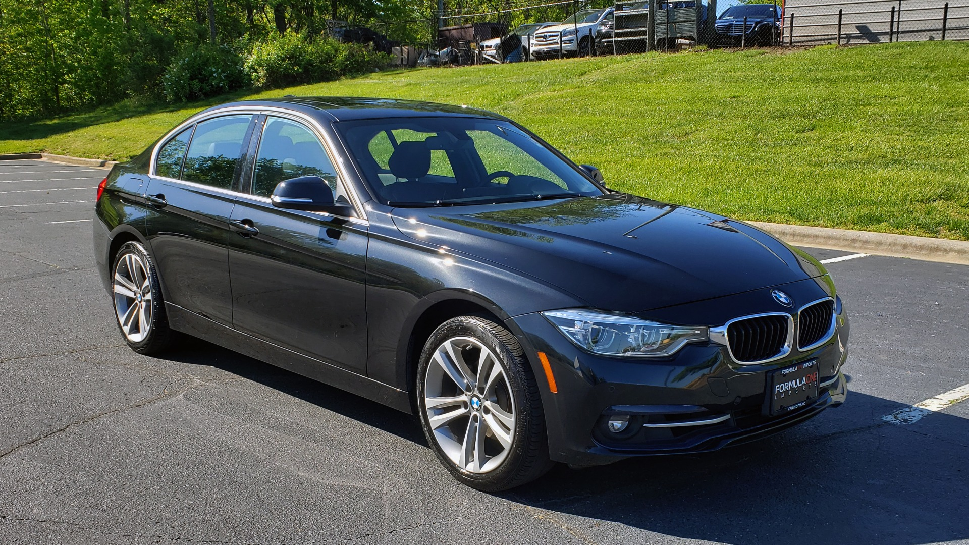 Used 2017 BMW 3 SERIES 330I XDRIVE / PREMIUM / NAV / DRVR ASST / CLD WTHR / REARVIEW for sale Sold at Formula Imports in Charlotte NC 28227 4